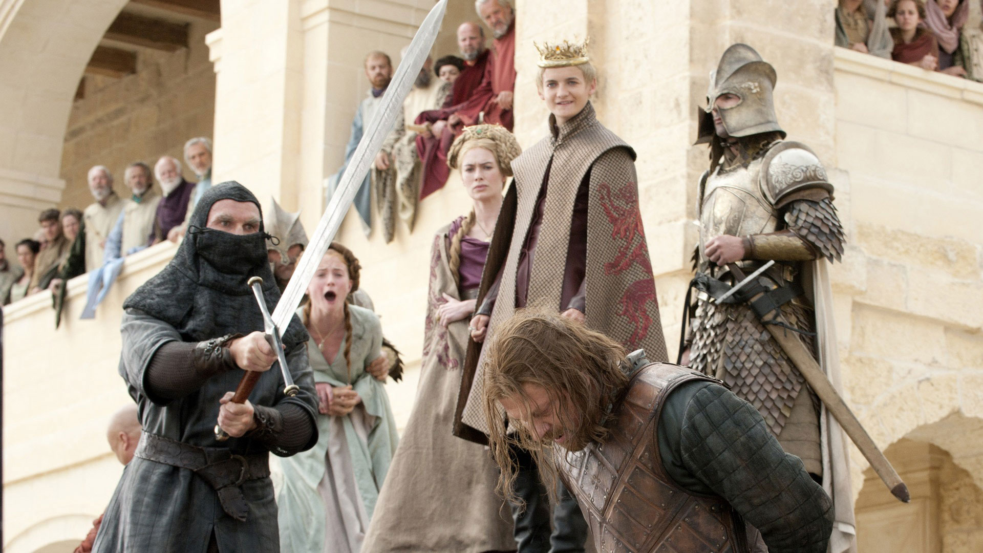 Eddard Ned Stark (Sean Bean)