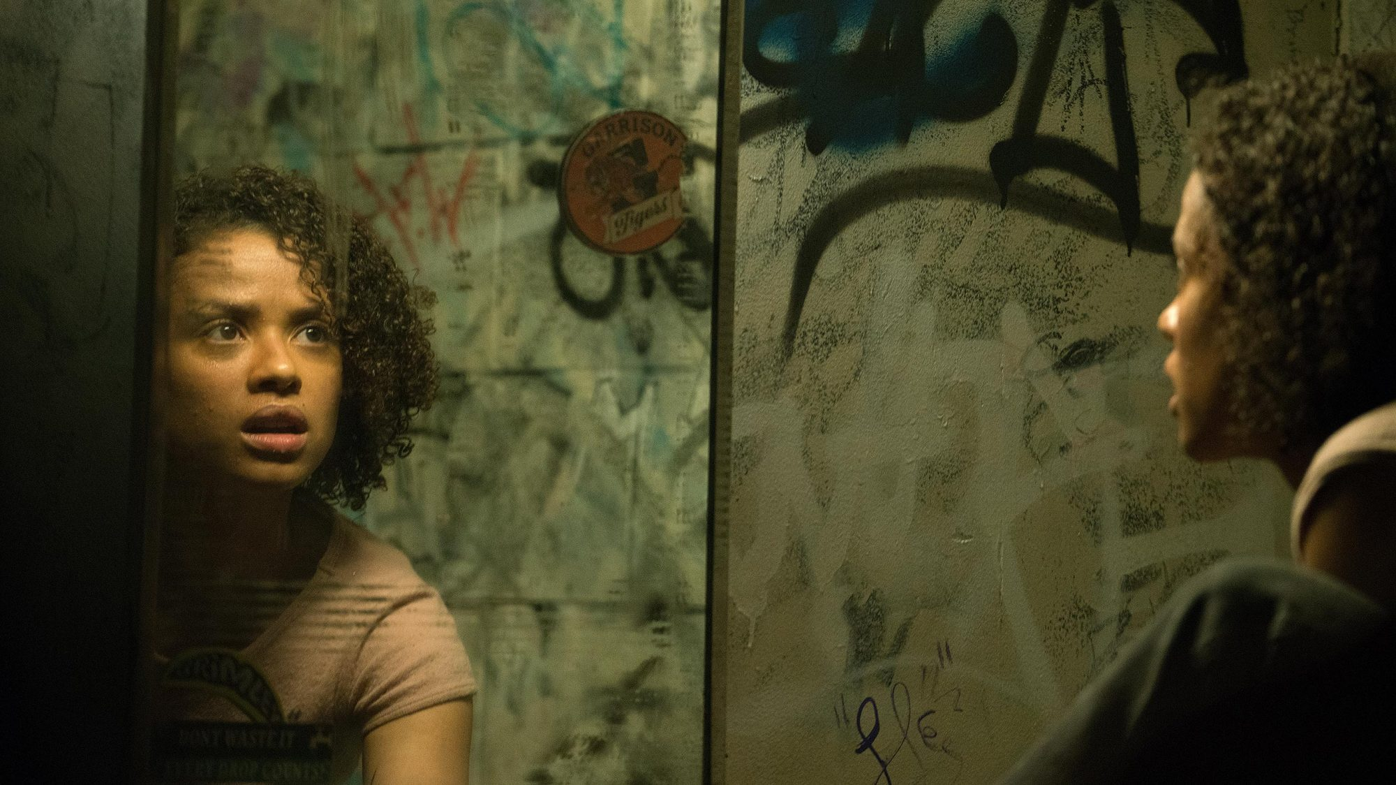 Gugu Mbatha-Raw has superpowers in trailer for Fast ColorCredit: Jacob Yakob