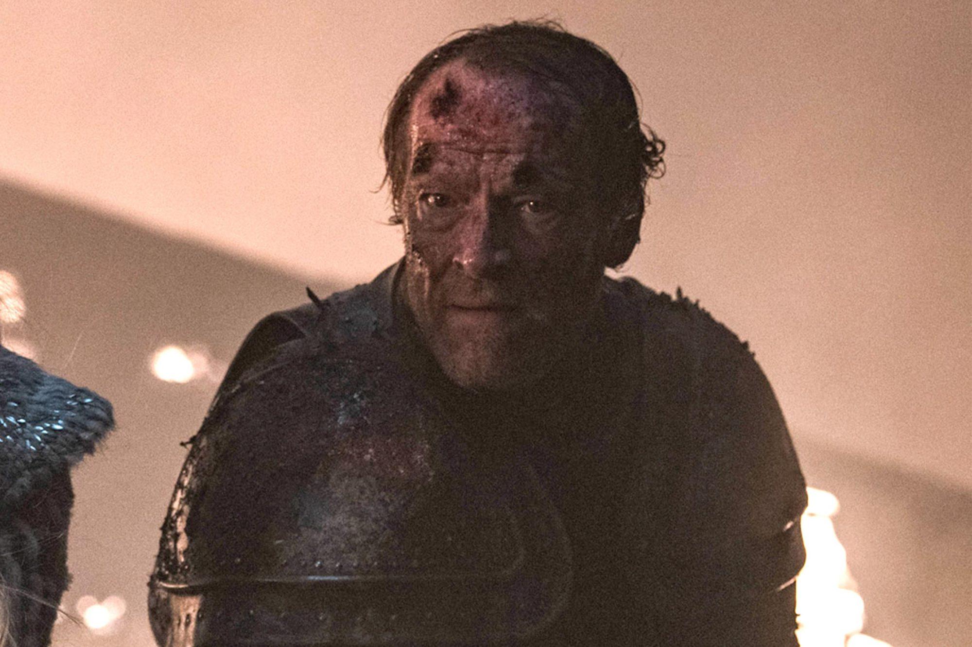 Game of Thrones Season 8, Episode 3 Iain Glen as Ser Jorah CR: Helen Sloan/HBO