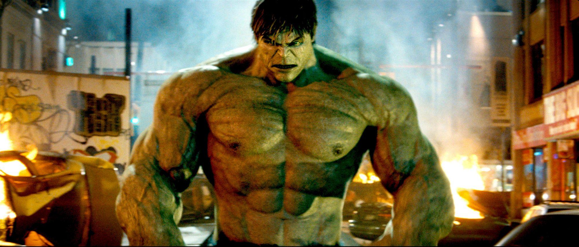 The Incredible Hulk (2008)Hulk