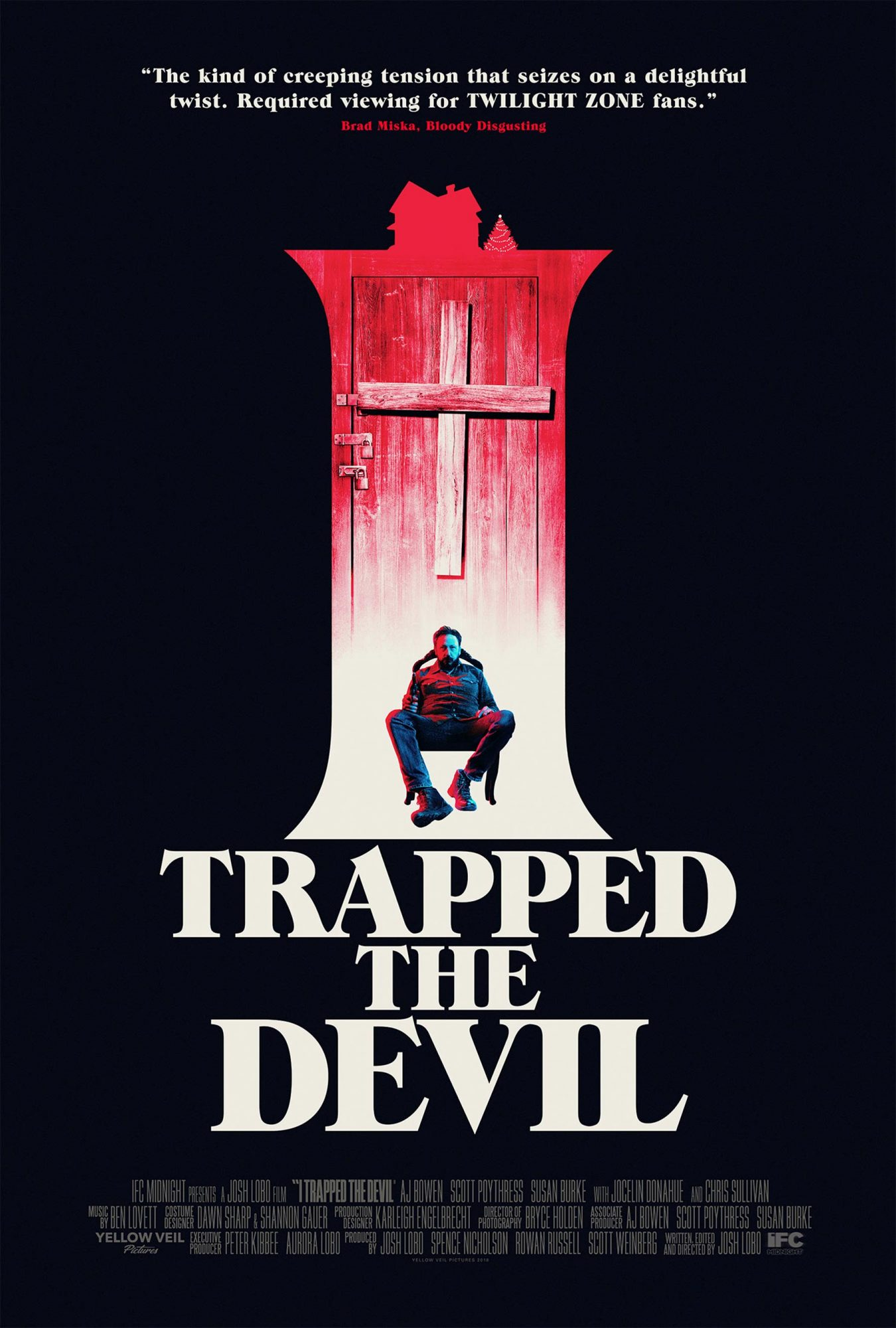 I Trapped the Devil movie posterCR: IFC Midnight