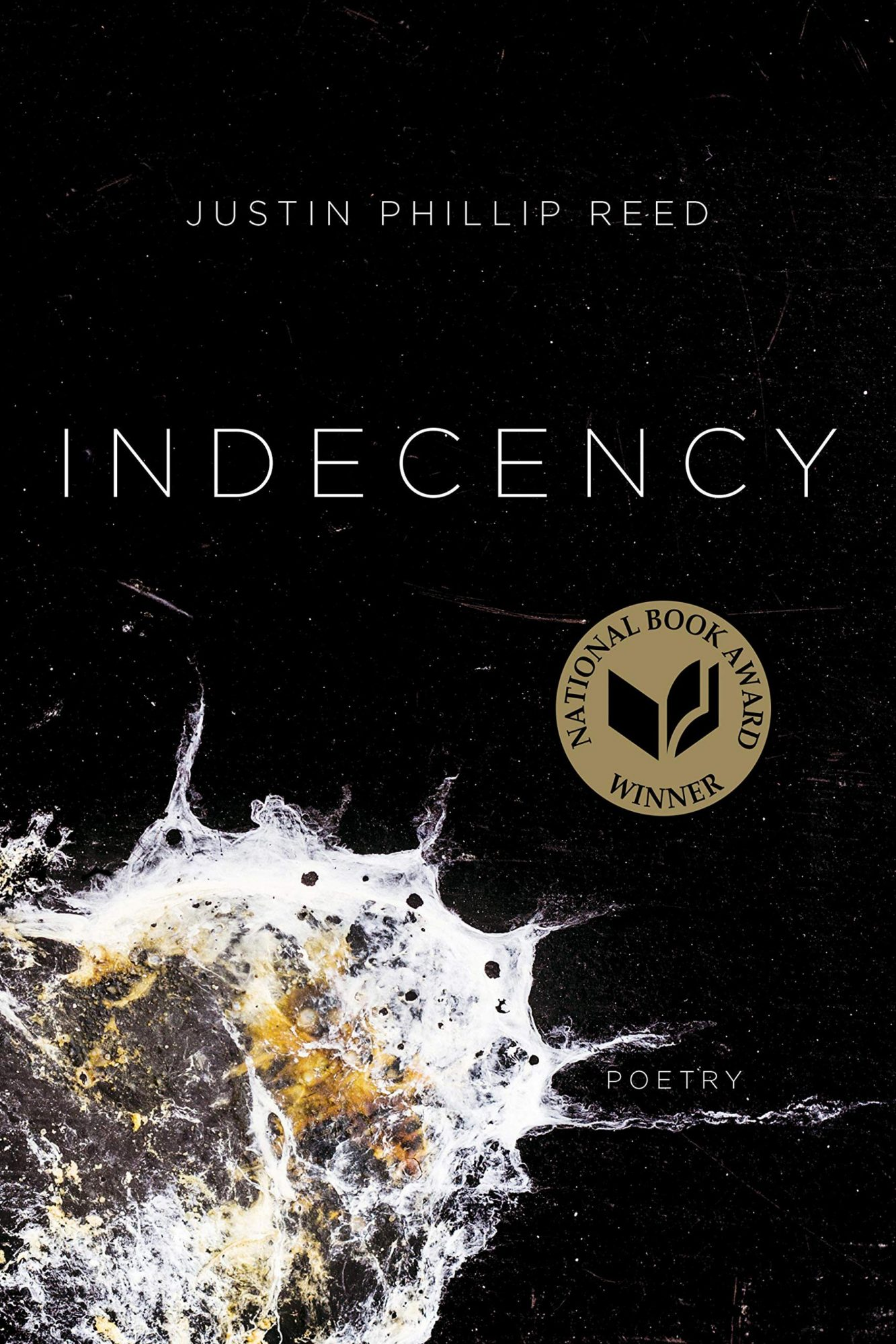 Indecency by JUSTIN PHILLIP REEDPublisher: Coffee House Press