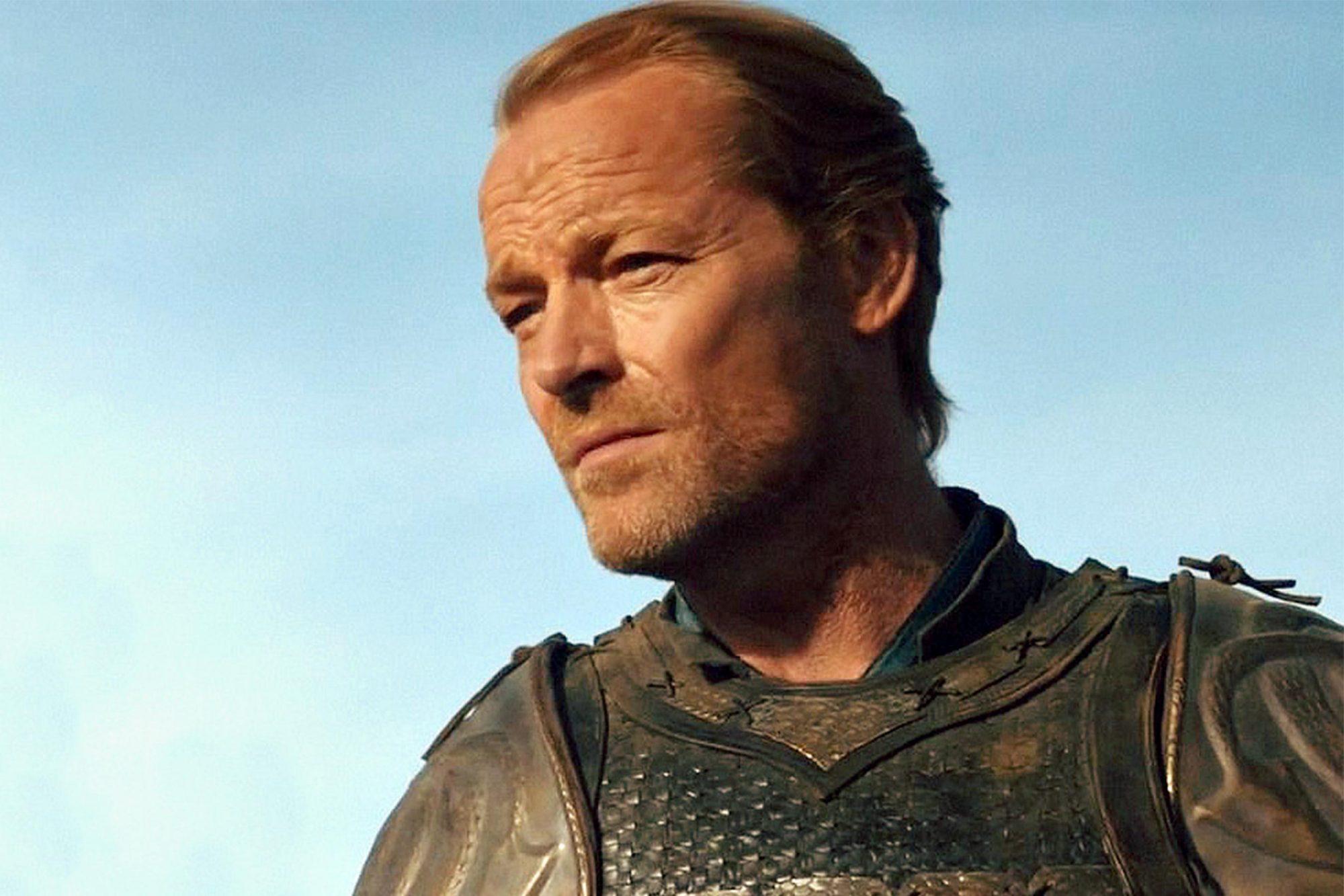 Game of Thrones Iain Glen as Ser Jorah Mormont CR: HBO