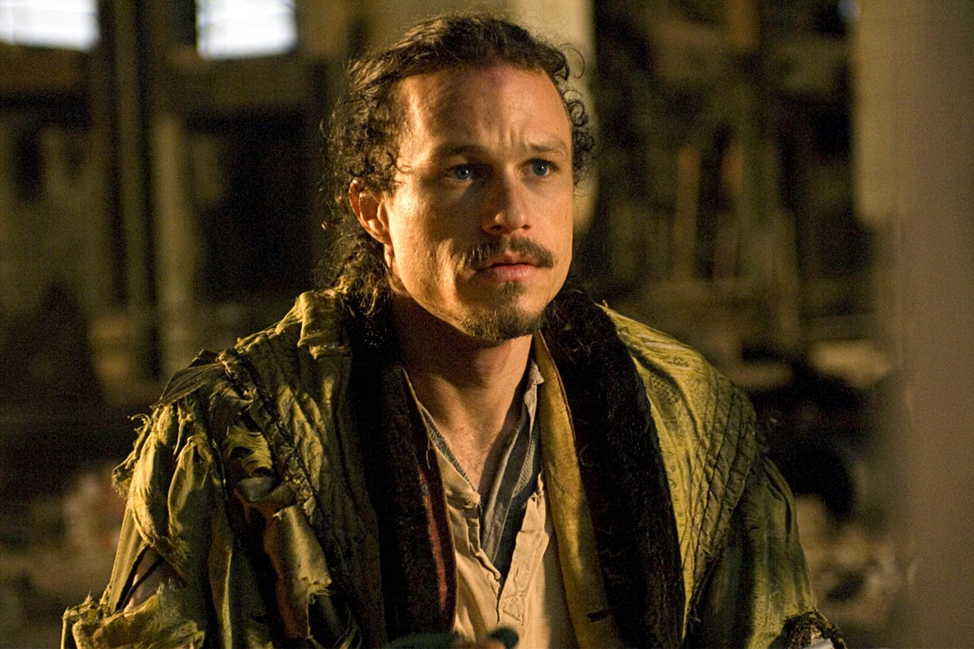 THE IMAGINARIUM OF DOCTOR PARNASSUS, Heath Ledger, 2009. ©Sony Pictures Classics/Courtesy Everett Collection