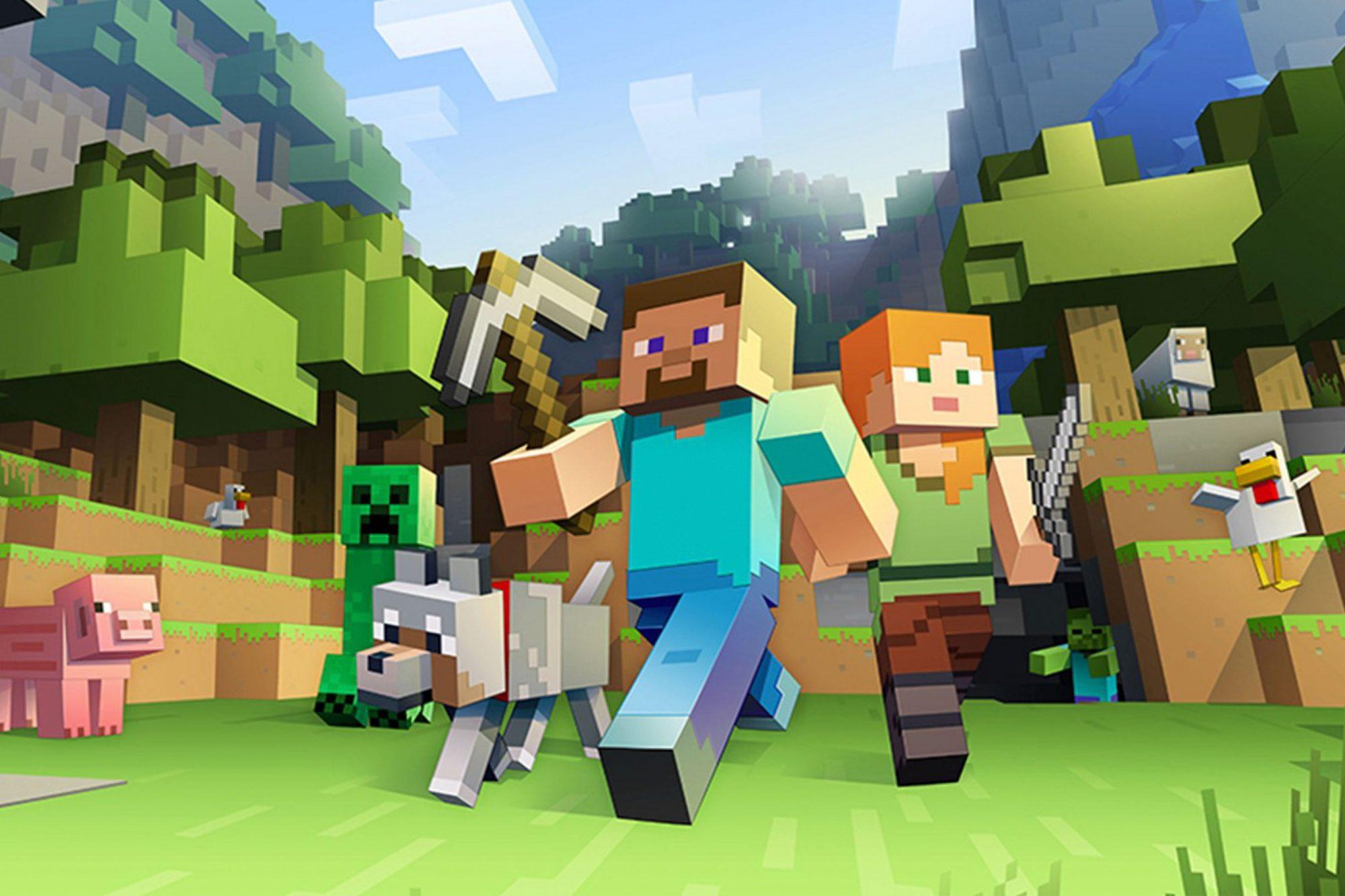 Minecraft CR: Mojang