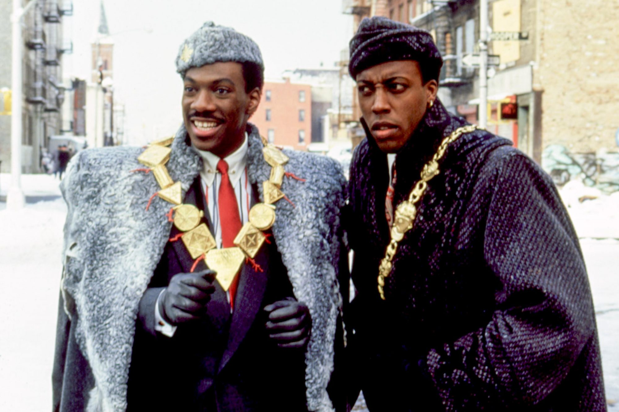 Coming to America 2 enlists Black Panther costume designer Ruth E ...