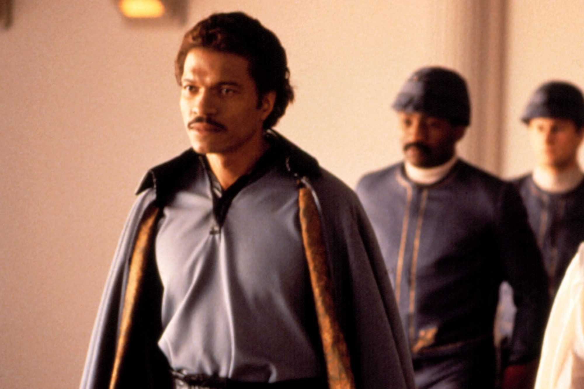 STAR WARS: EPISODE V - THE EMPIRE STRIKES BACK, Billy Dee Williams, 1980