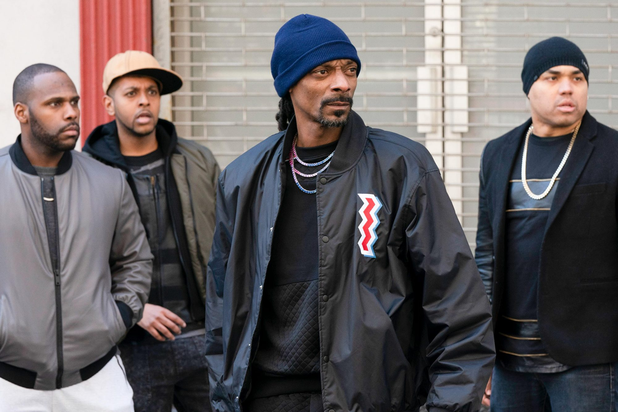 "LAW & ORDER: SPECIAL VICTIMS UNIT -- ""Diss"" Episode 2022 -- Pictured: Snoop Dogg as P.T. Banks -- (Photo by: Virginia Sherwood/NBC)"