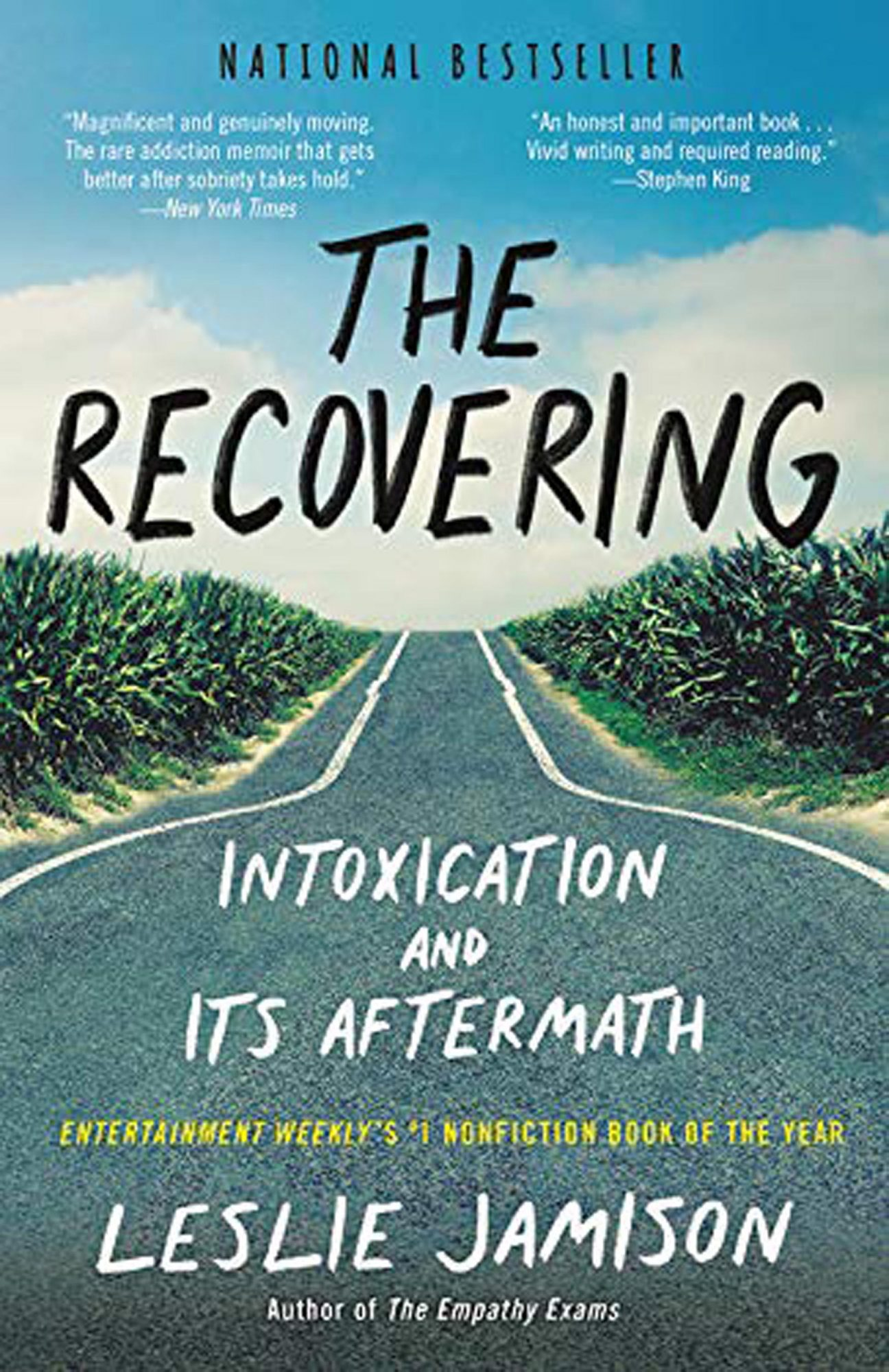 The Recovering, by Leslie Jamison