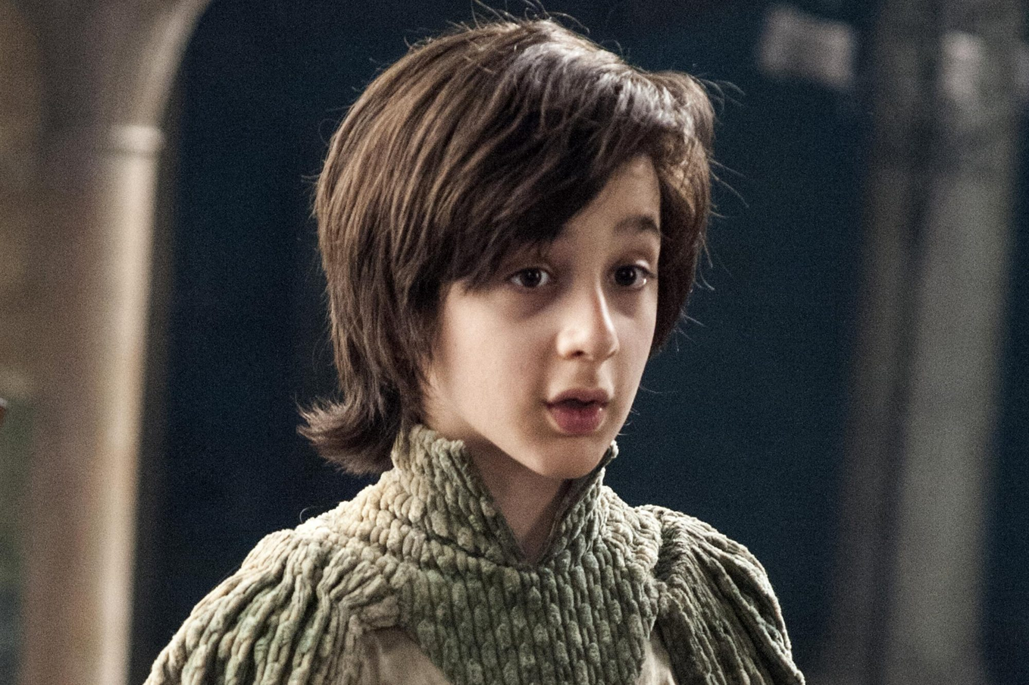 "Game of Thrones""First of His Name""Lino Facioli as Robin Arryn"