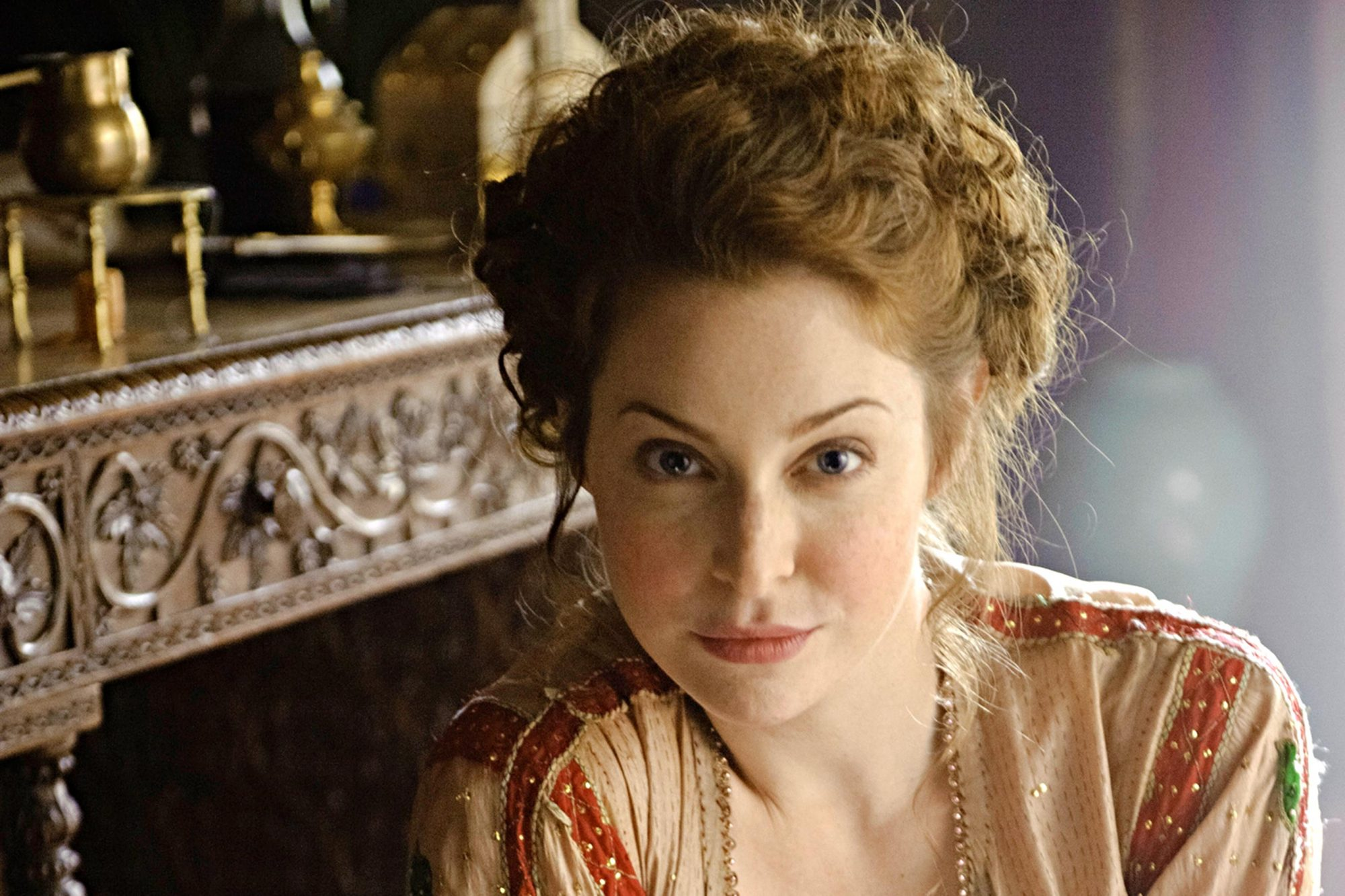 Actress Esme Bianco as the character Ros in Game of Thrones