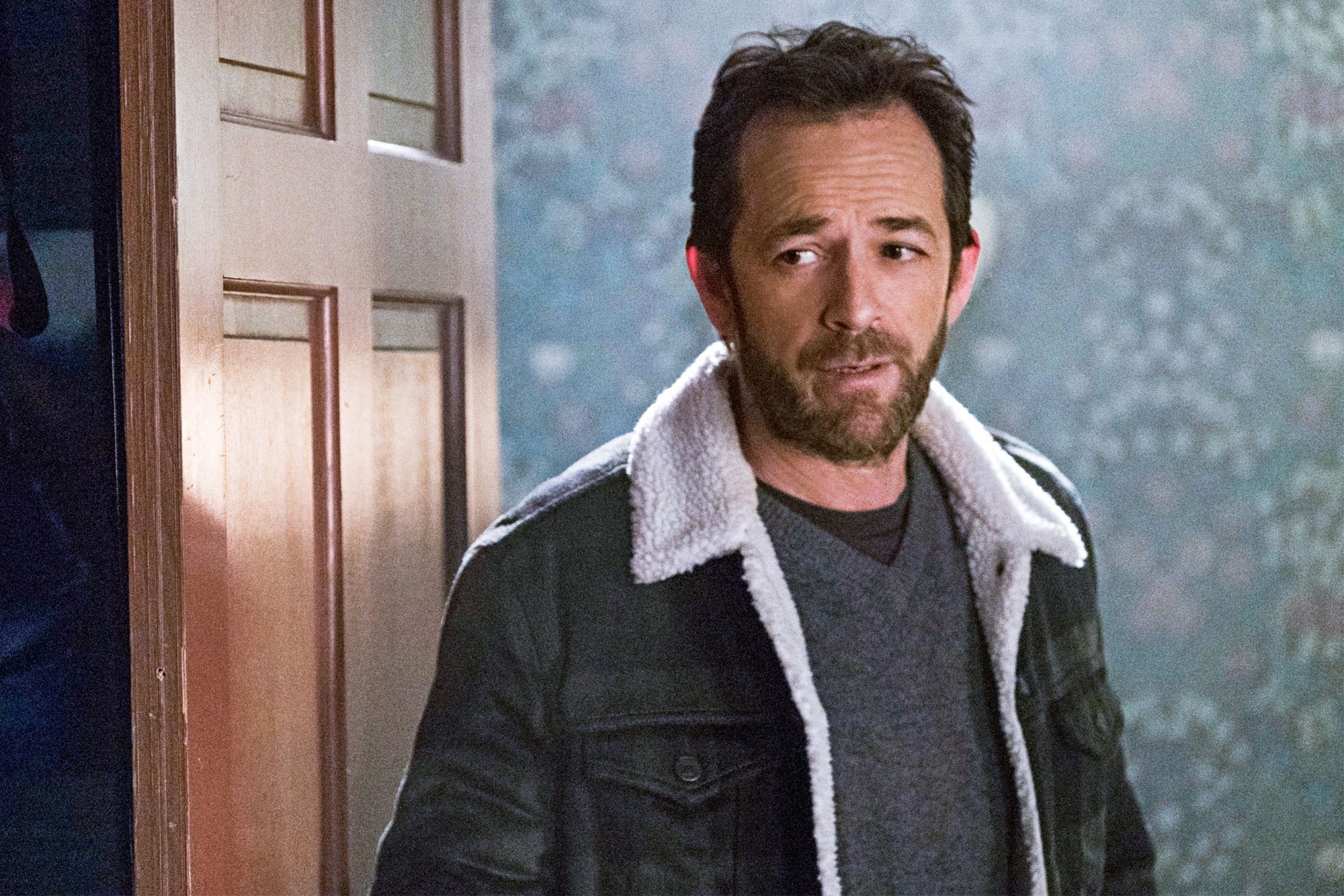 "Riverdale ""Chapter Ten: The Lost Weekend"" Pictured: Luke Perry"