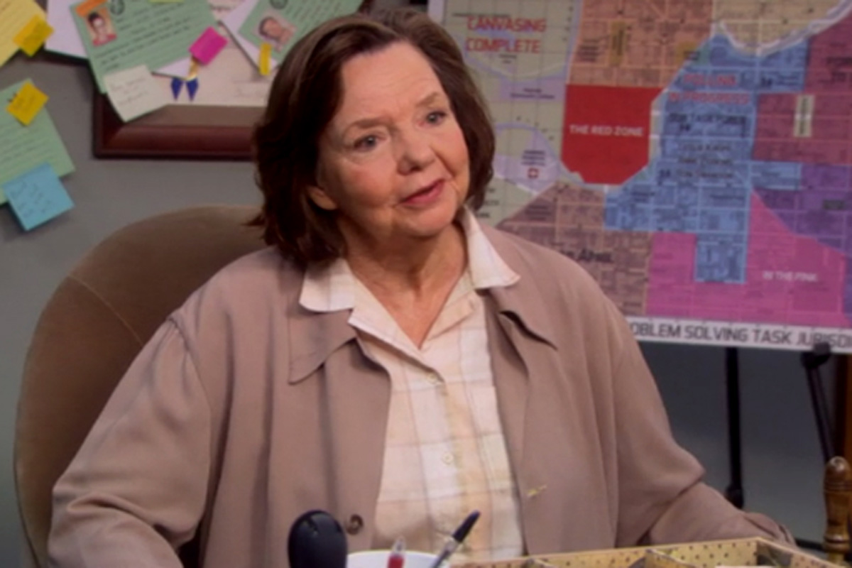 PARKS AND RECREATION -- Gretel (Sarah Van Horn) -- Photo by: NBC