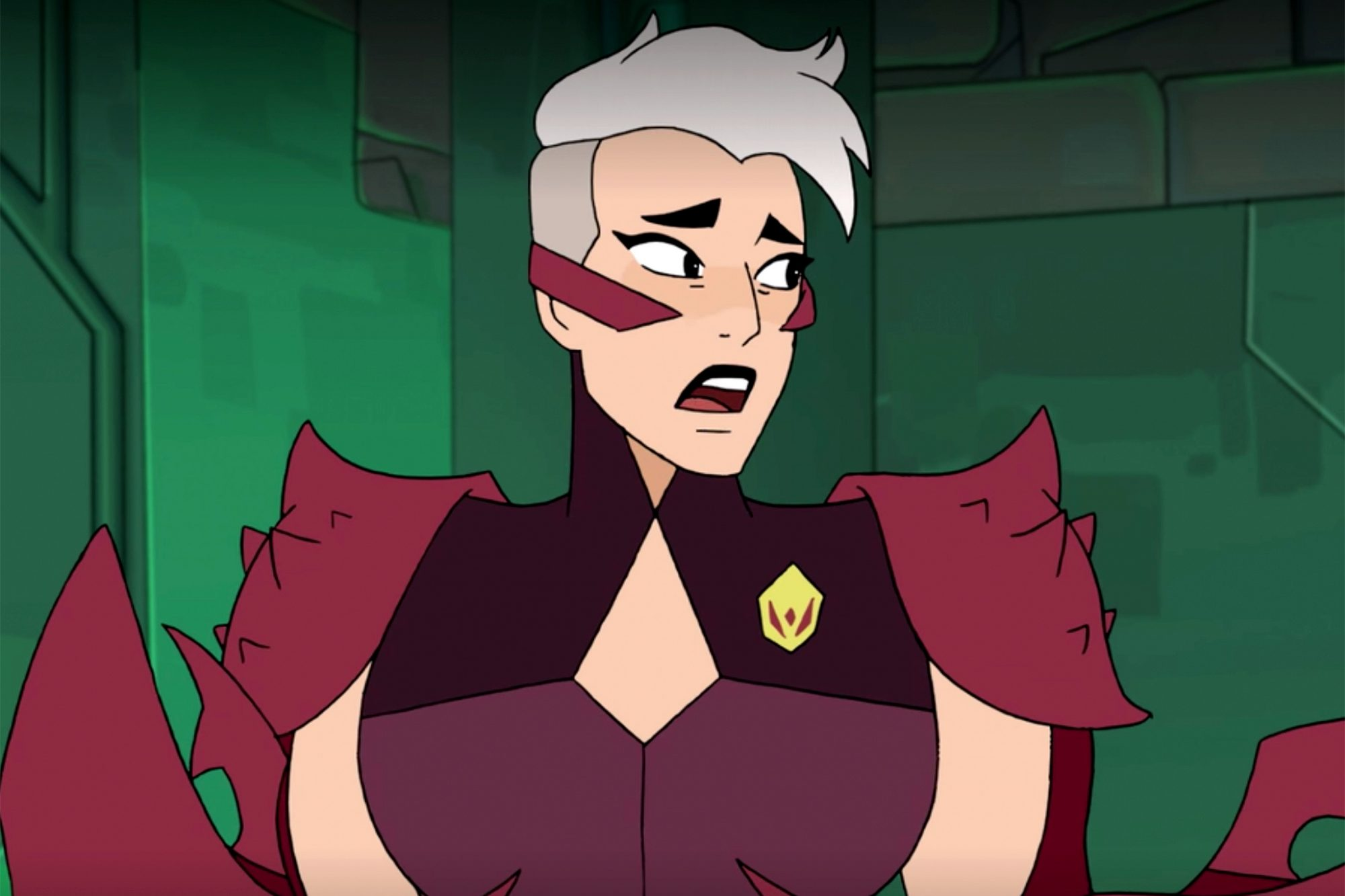 Scorpia in She-Ra and the Princesses of Power