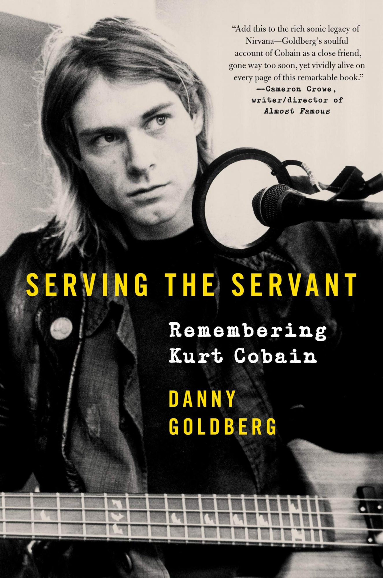 Serving the Servant by Danny GoldbergPublisher: Ecco