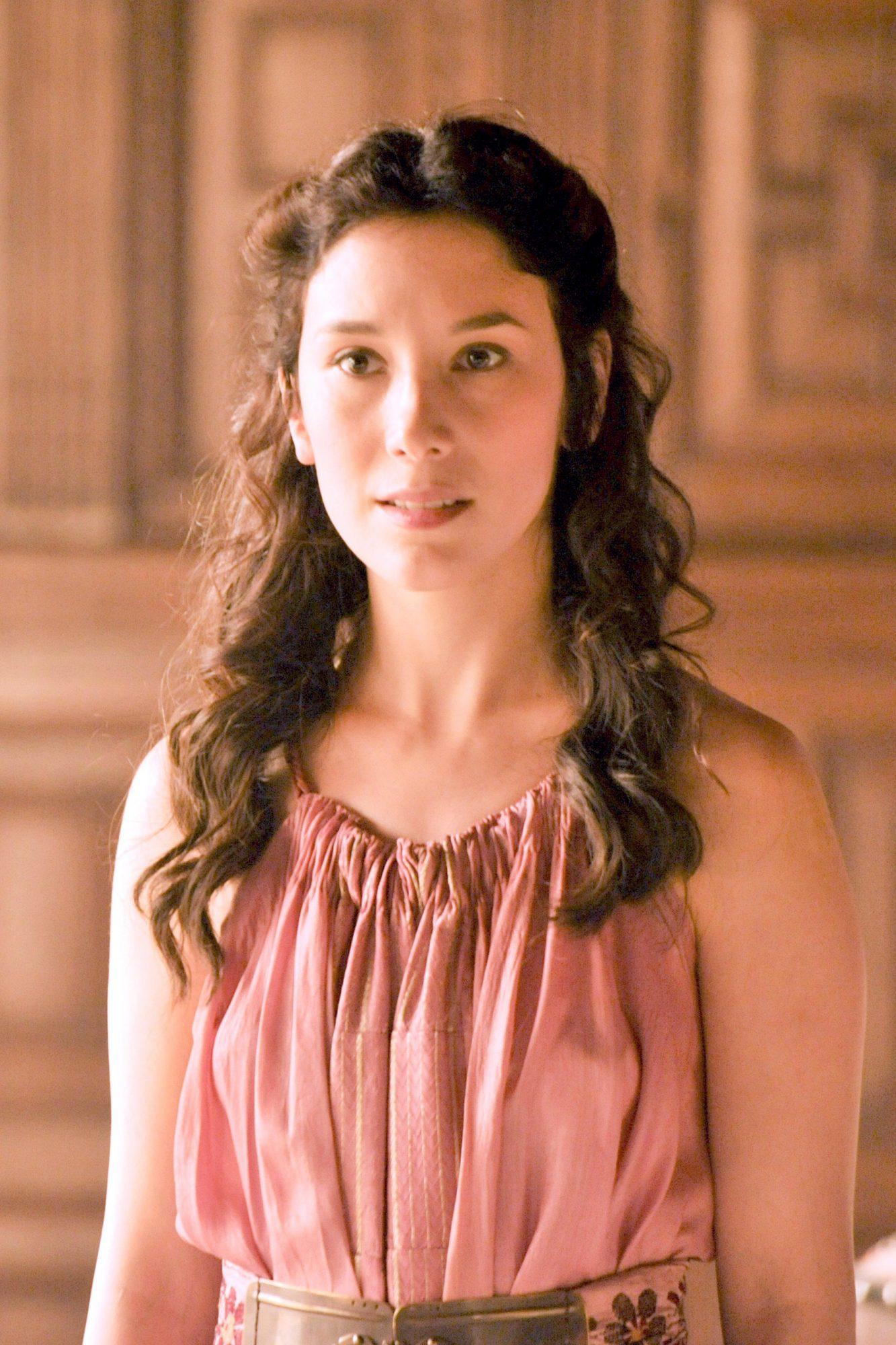 GAME OF THRONES season 4: Sibel Kekilli.photo: Neil Davidson