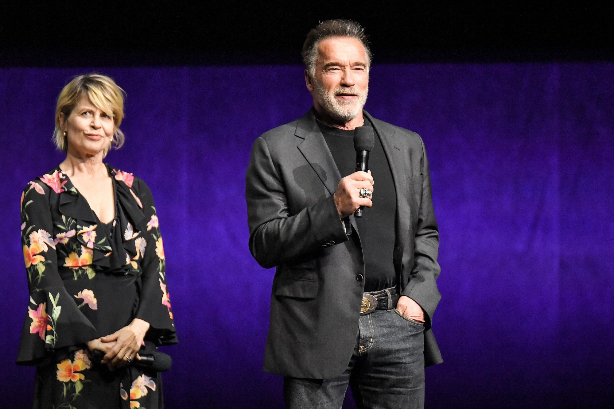 Paramount Pictures Presentation, CinemaCon, Las Vegas, USA - 4 Apr 2019