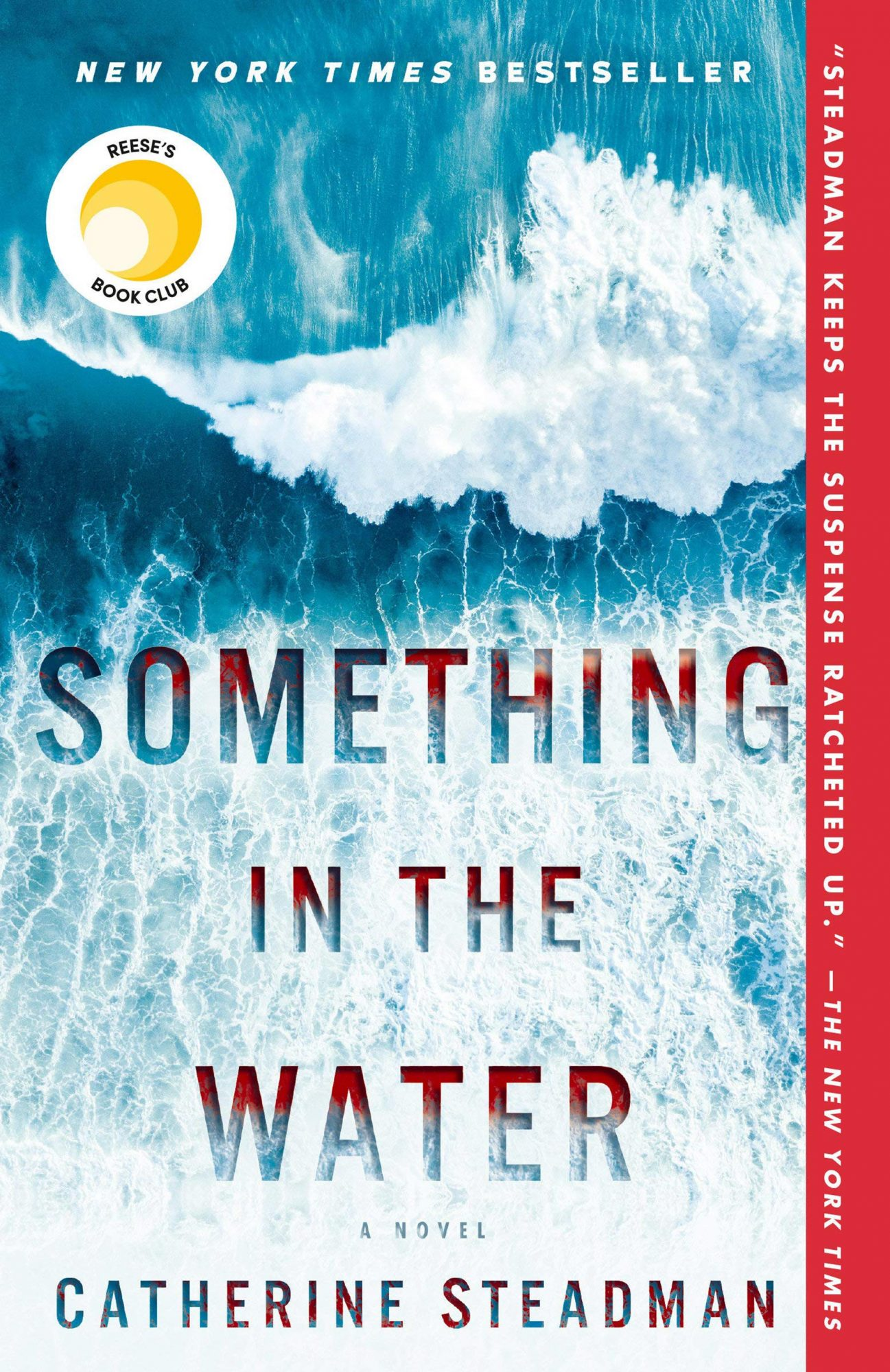 Something in the Water, by Catherine Steadman