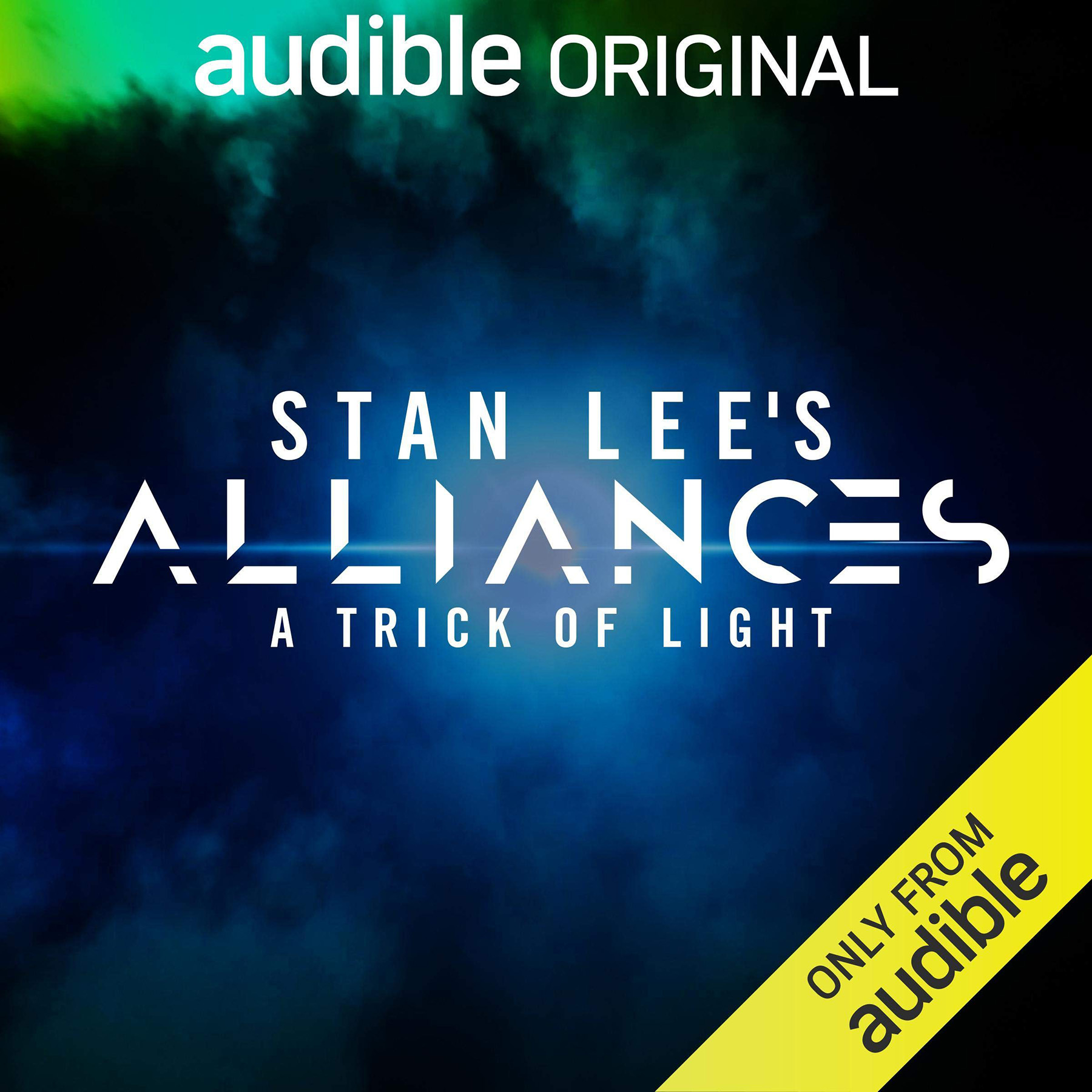Stan Lee's Alliances A Trick of Light Cover Art