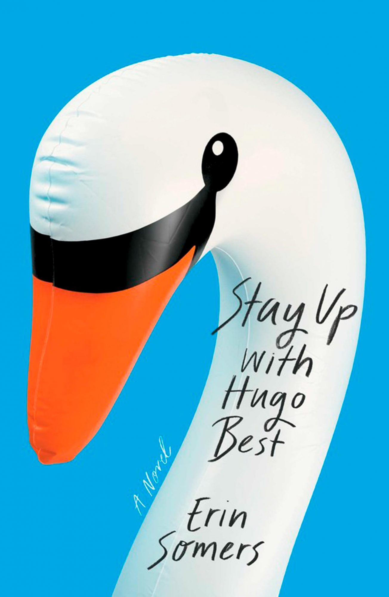 Stay Up with Hugo Bestby Erin Somers