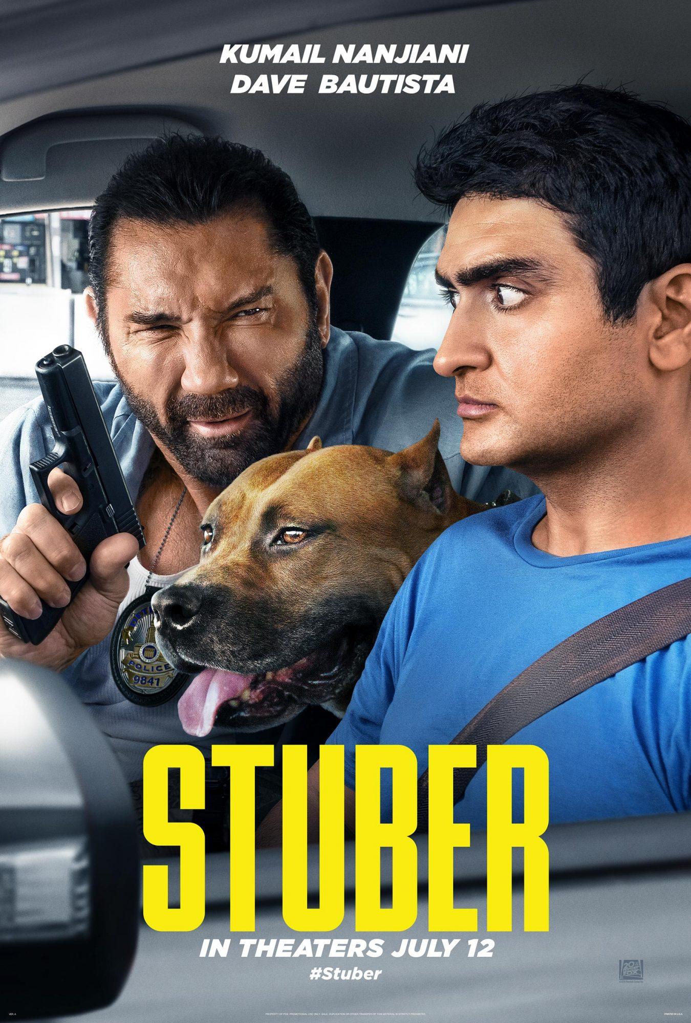 STUBER_Poster