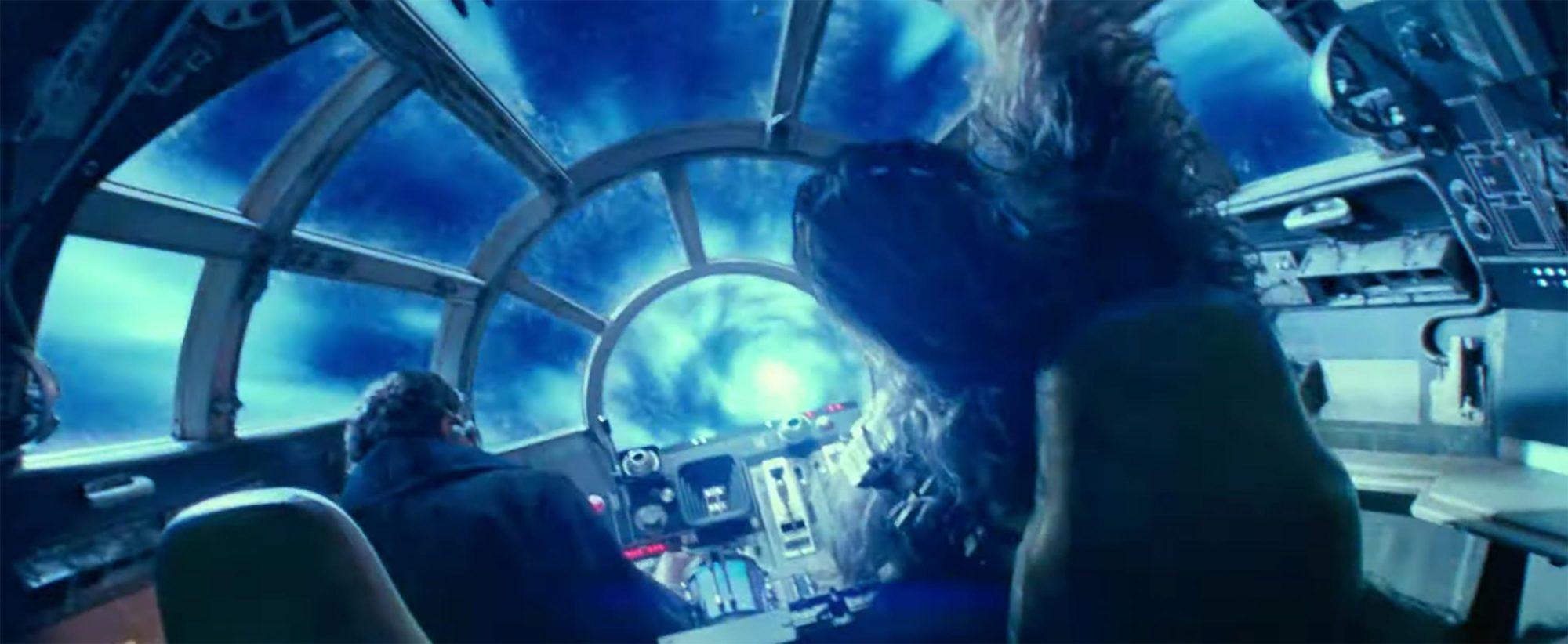 Star Wars Episode IX: The Rise of Skywalker screen grab