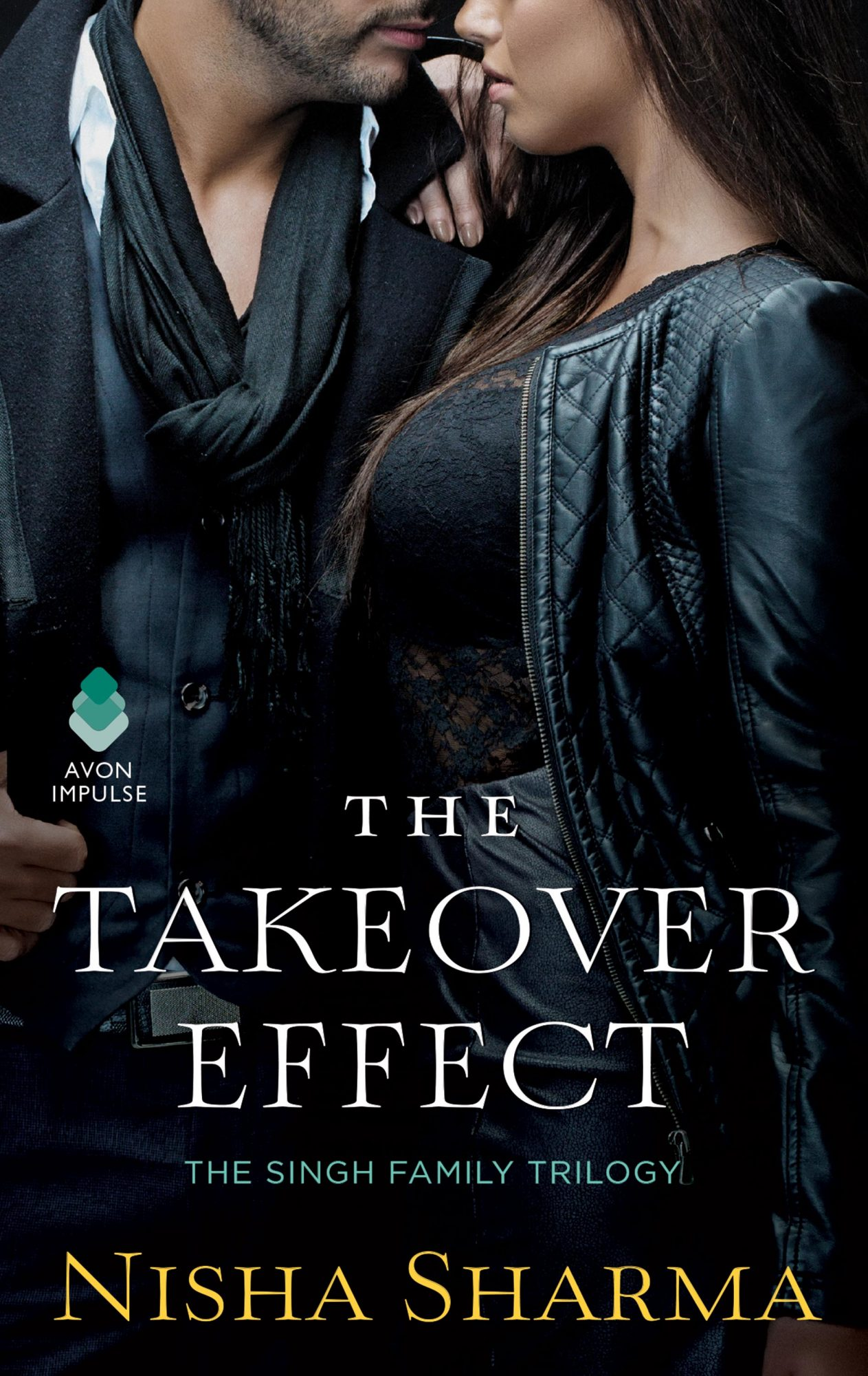The Takeover Effect by Nisha Sharma CR: HarperCollins