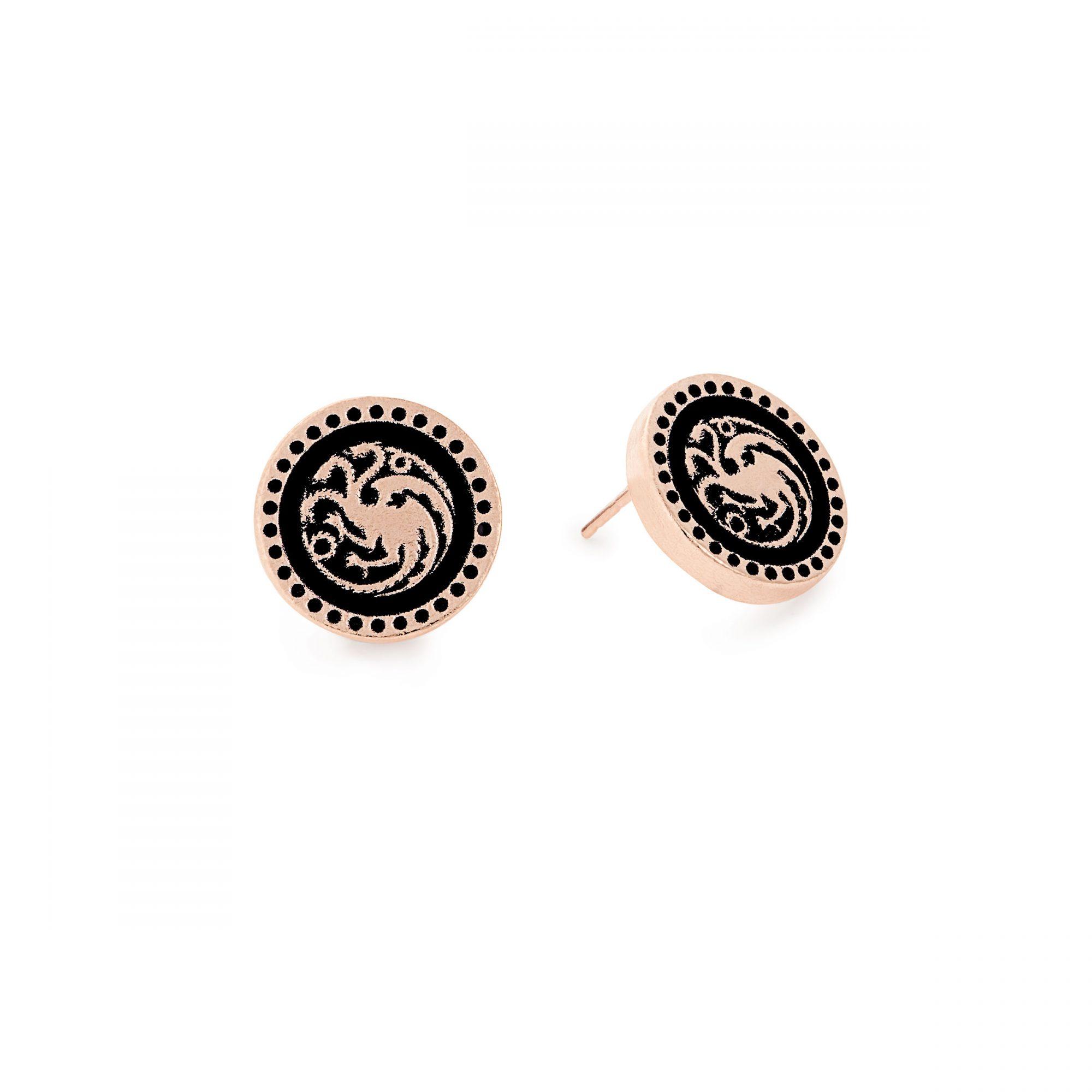 Targaryen Post Earrings