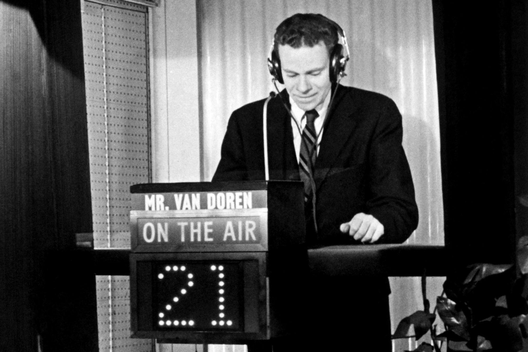 TWENTY-ONE, contestant Charles Van Doren, 1956-1958