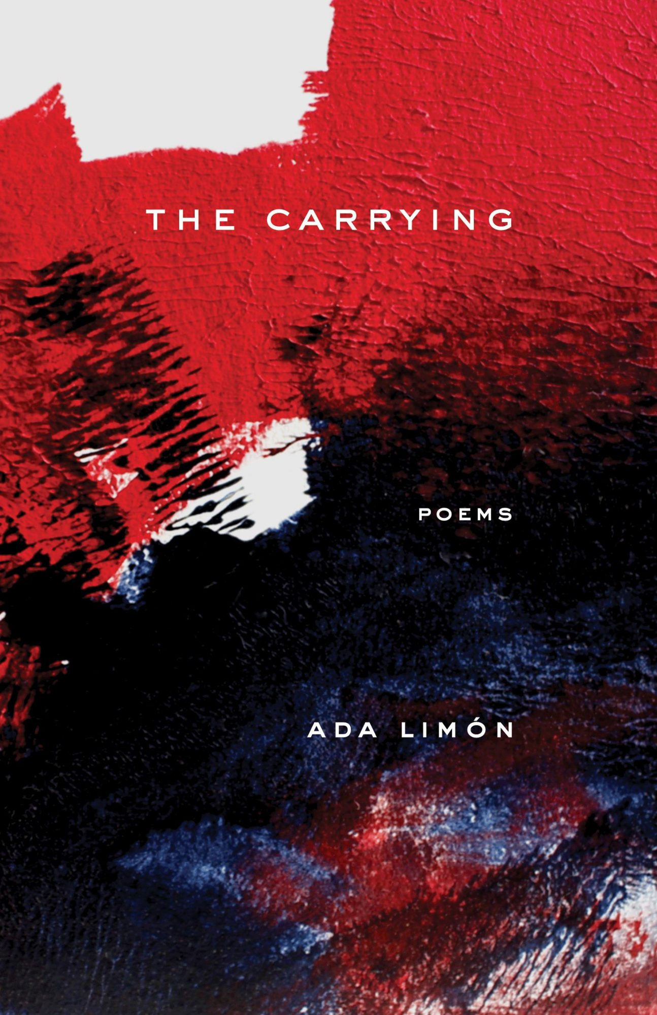 The Carrying by Ada LimonPublisher: Milkweed Editions