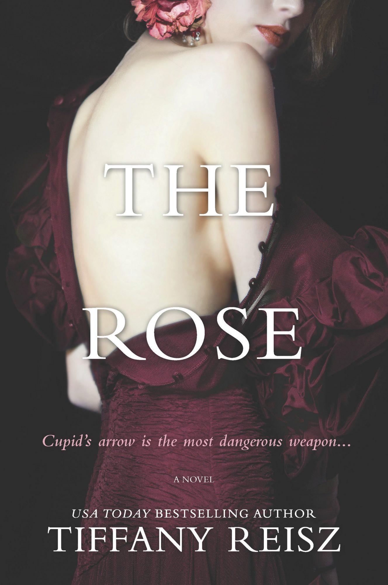The Rose by Tiffany Reisz CR: MIRA