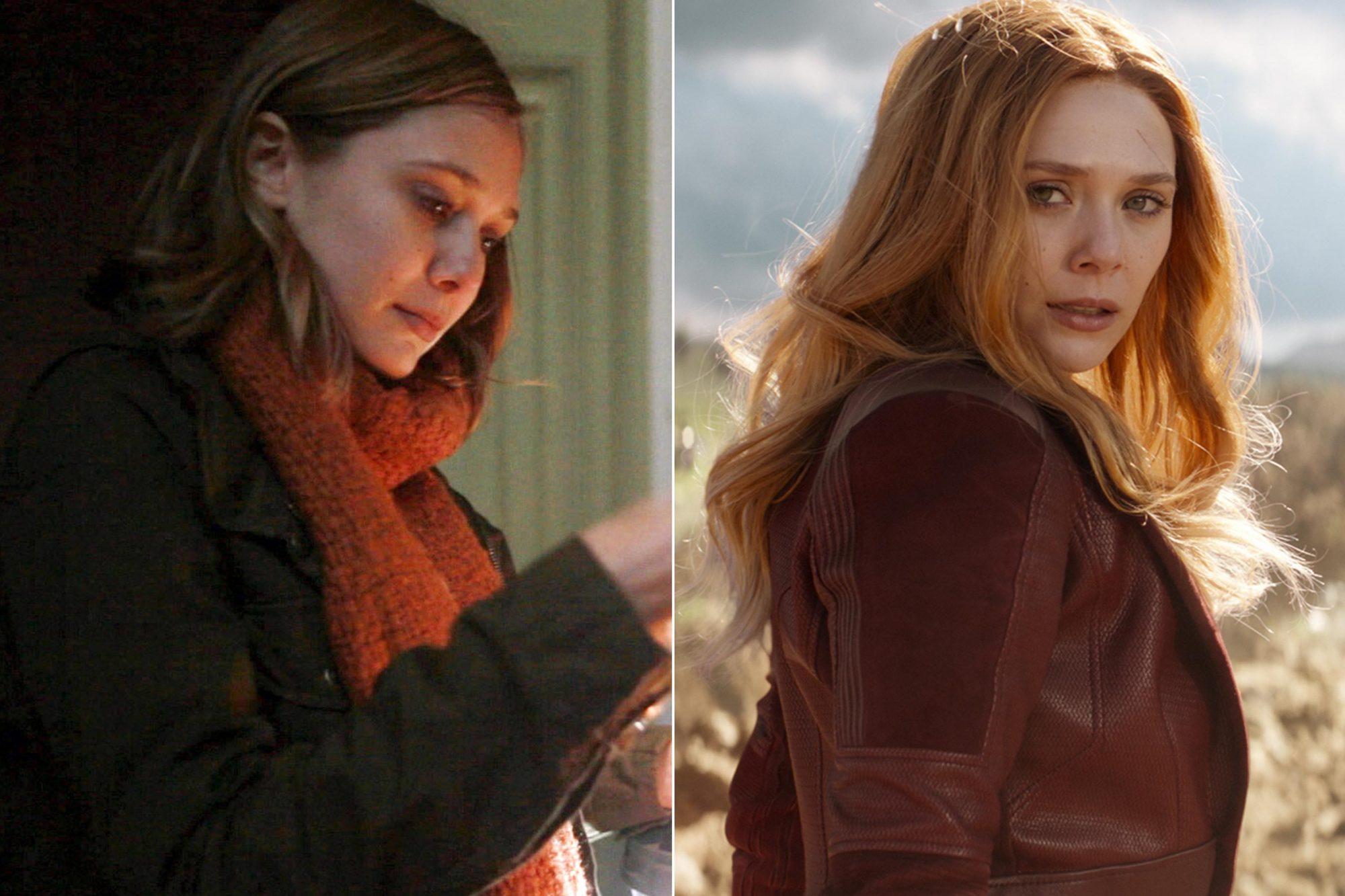 Avengers Elizabeth Olsen