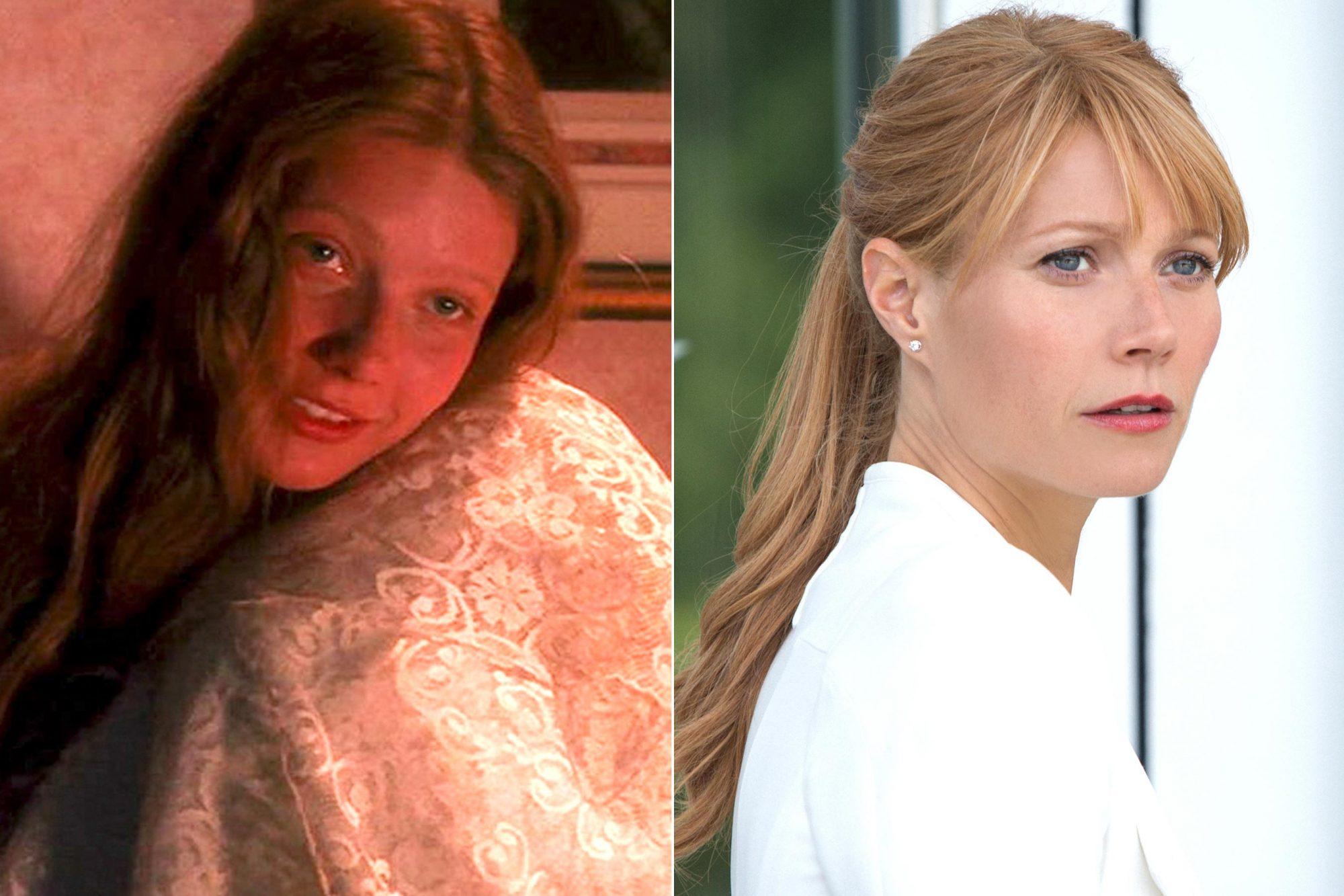 Hook (screen grab) Gwyneth Paltrow Iron Man 3 (2013) Pepper Potts (Gwyneth Paltrow) CR: Zade Rosenthal/Disney