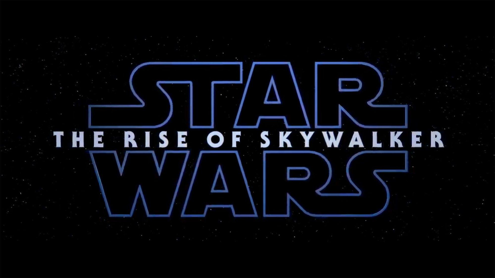 Star Wars Celebration Episode IX Panel screen grab