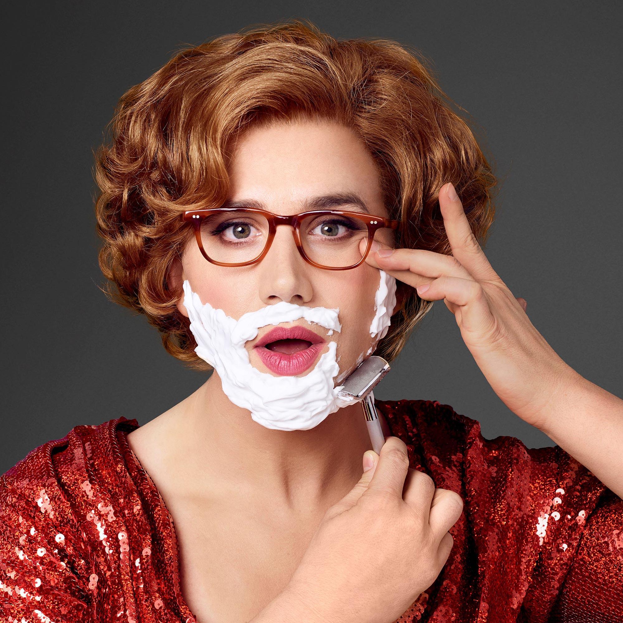 Tootsie(on Broadway)Santino Fontana as Dorothy Michaels