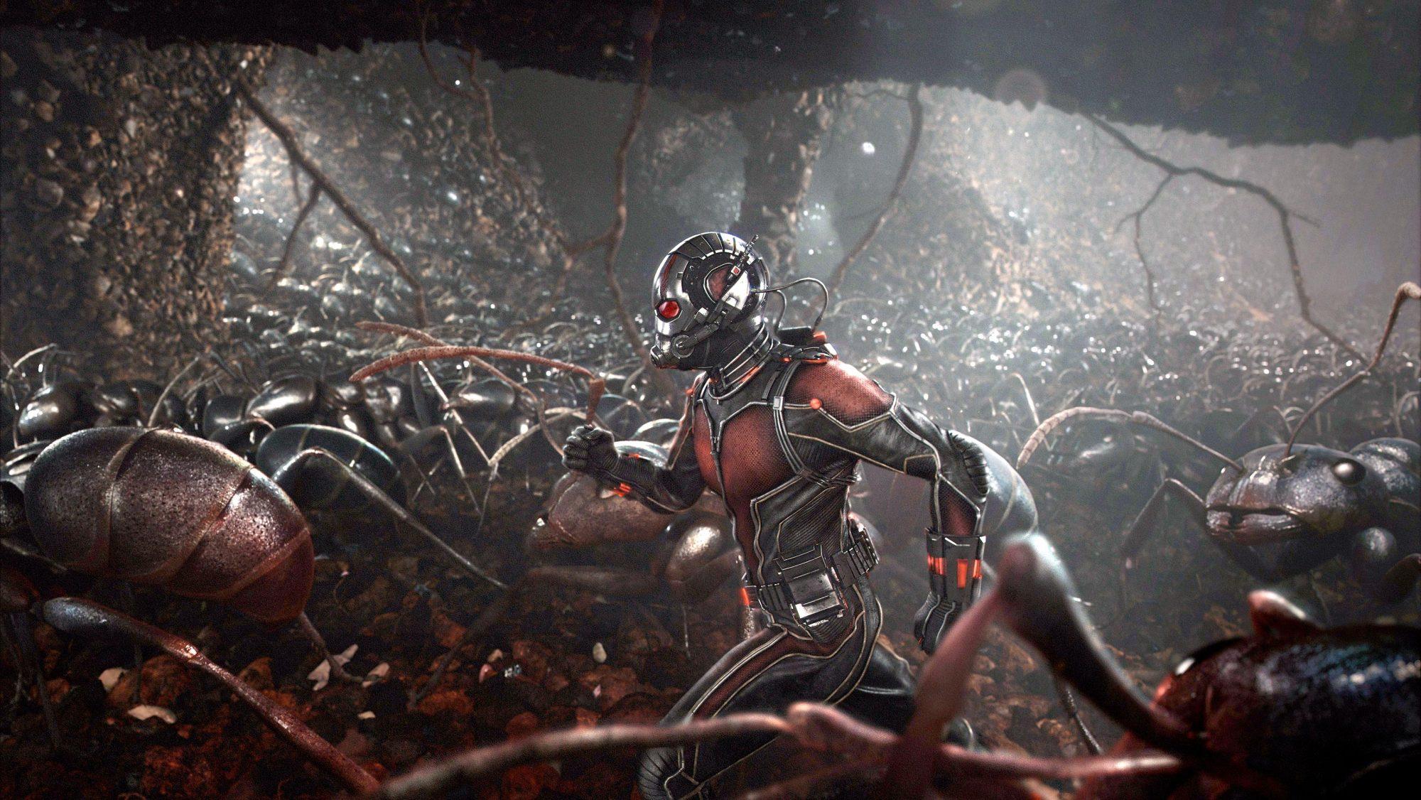 Ant-man (2015)Paul Rudd