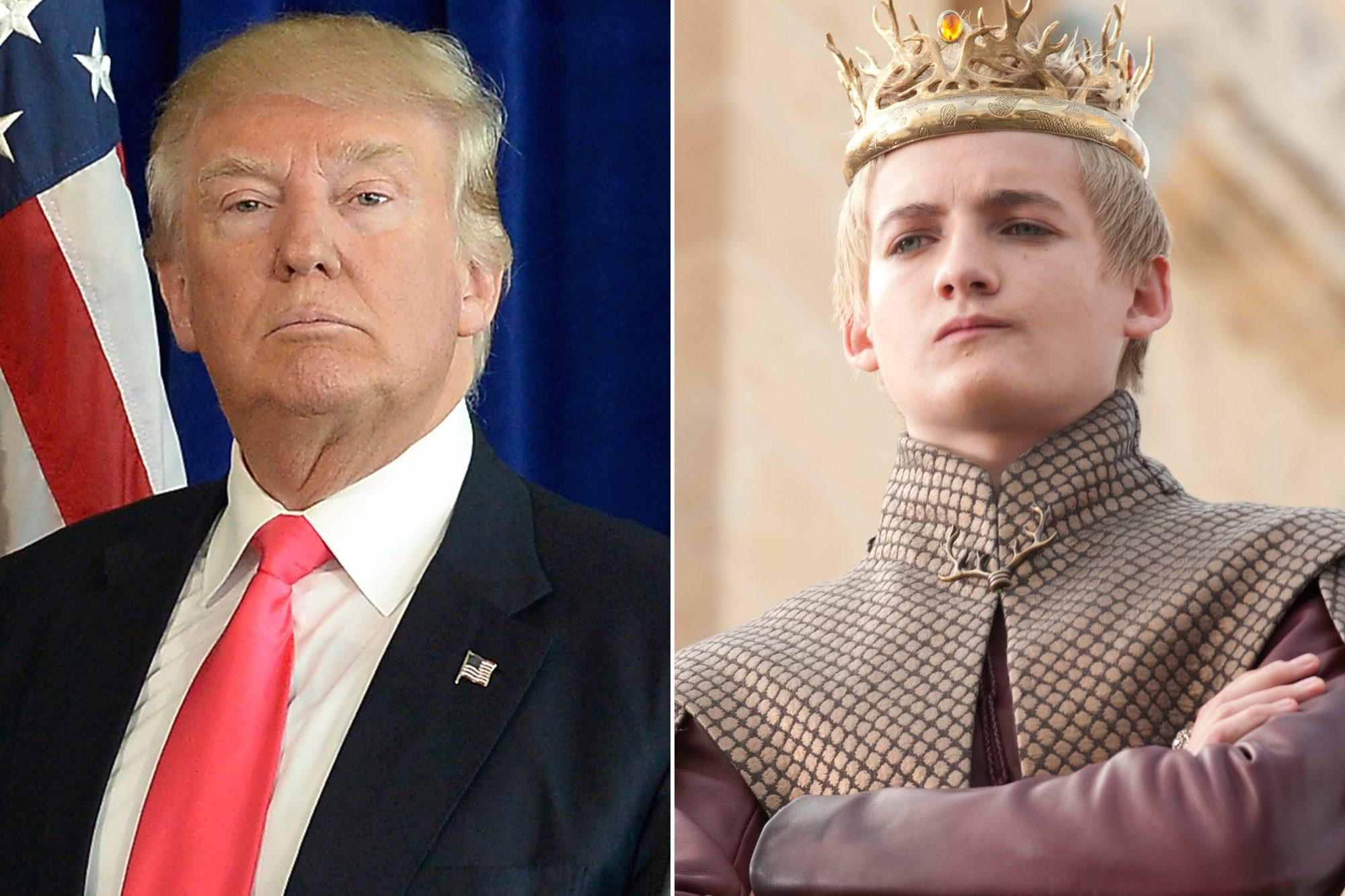 Trump-King-Joffrey