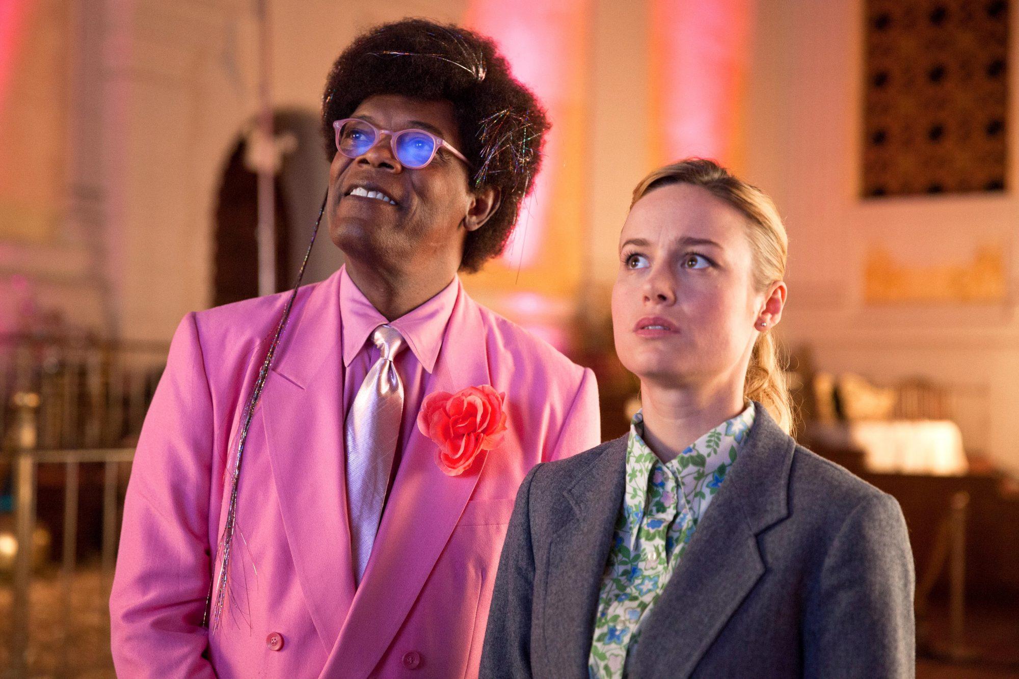 Unicorn StoreSamuel L. Jackson and Brie LarsonCR: Netflix