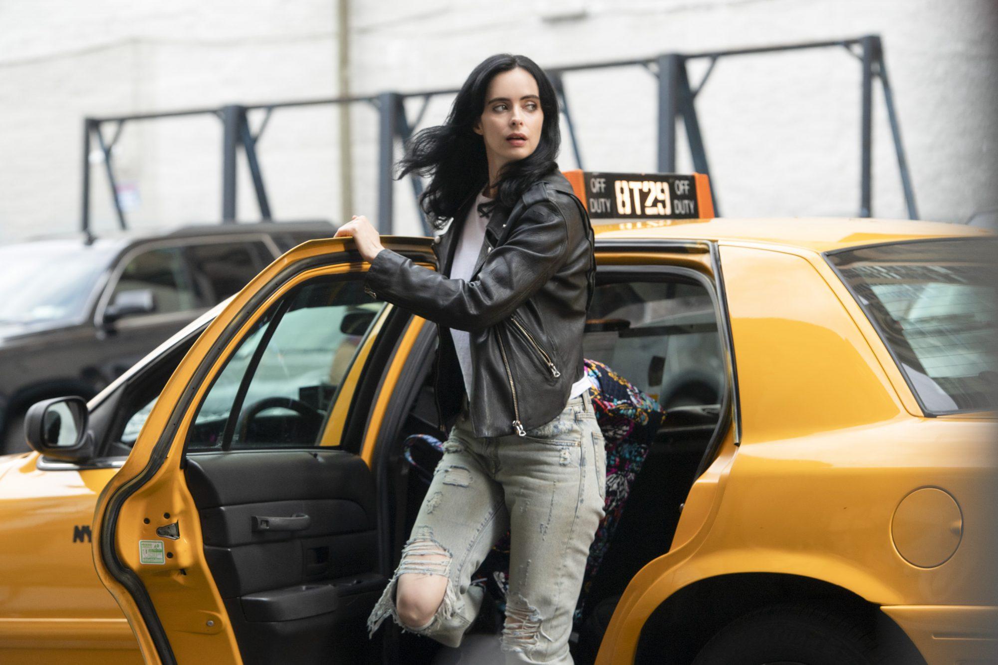Marvel's Jessica Jones Season 3, Episode 1 Krysten Ritter CR: David Giesbrecht/Netflix