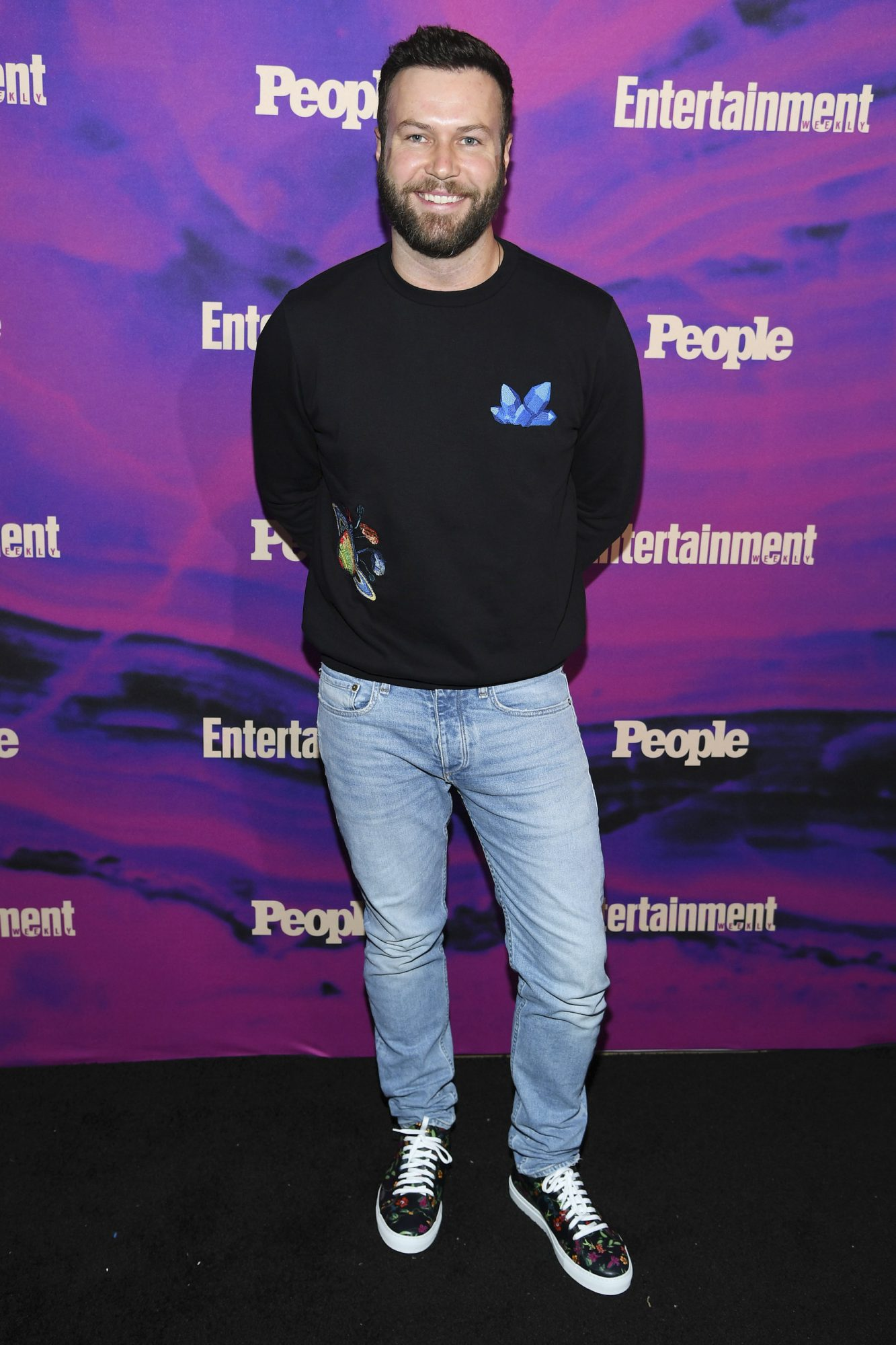NEW YORK, NEW YORK - MAY 13: Taran Killam of Single Parents attends the Entertainment Weekly & PEOPLE New York Upfronts Party on May 13, 2019 in New York City. (Photo by Dimitrios Kambouris/Getty Images for Entertainment Weekly & PEOPLE)