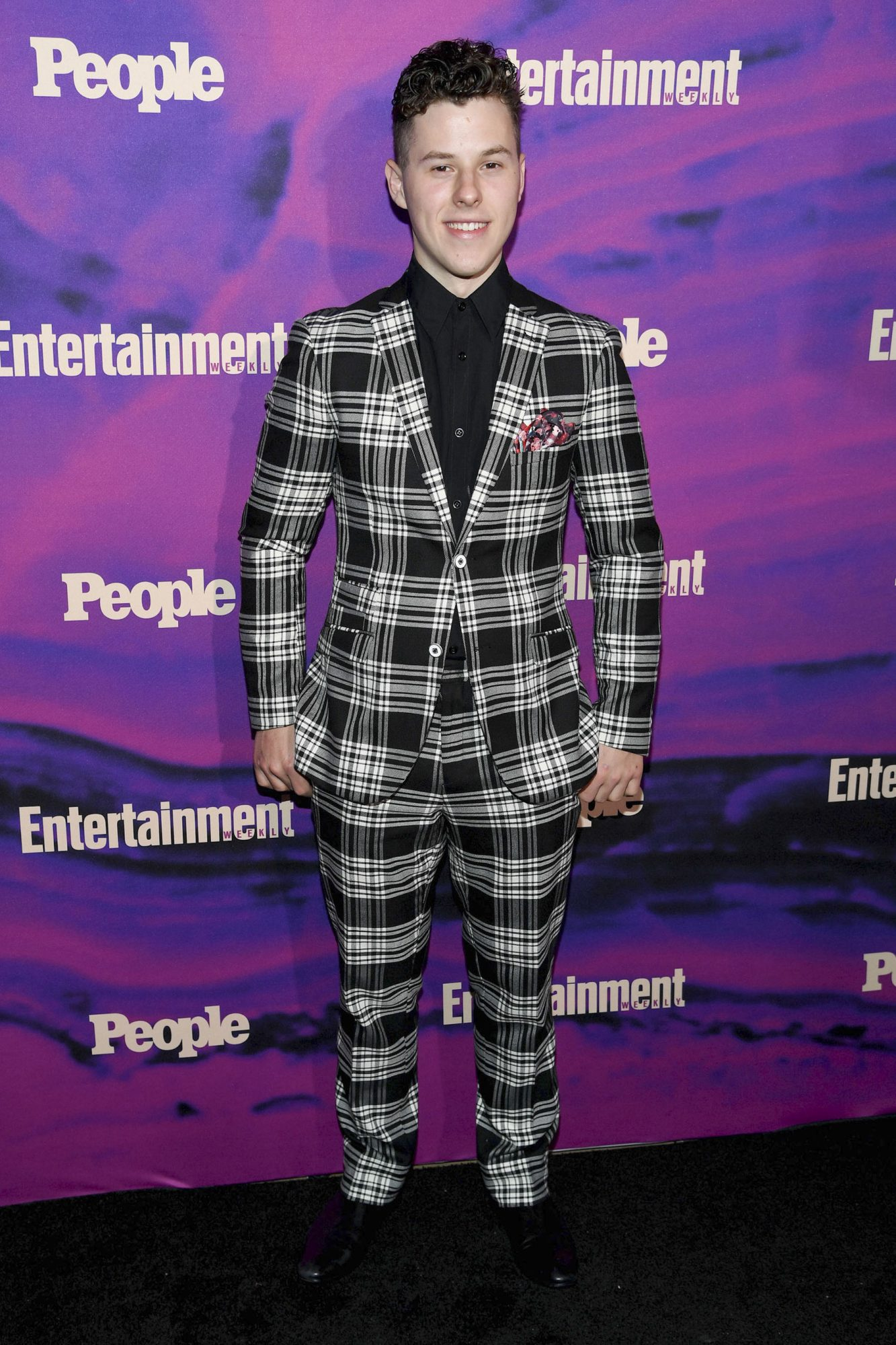 NEW YORK, NEW YORK - MAY 13: Nolan Gould of Modern Family attends the Entertainment Weekly & PEOPLE New York Upfronts Party on May 13, 2019 in New York City. (Photo by Dimitrios Kambouris/Getty Images for Entertainment Weekly & PEOPLE)