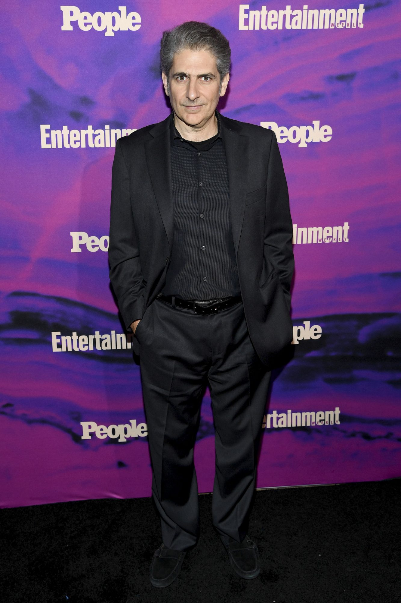 NEW YORK, NEW YORK - MAY 13: Michael Imperioli of Lincoln attends the Entertainment Weekly & PEOPLE New York Upfronts Party on May 13, 2019 in New York City. (Photo by Dimitrios Kambouris/Getty Images for Entertainment Weekly & PEOPLE)