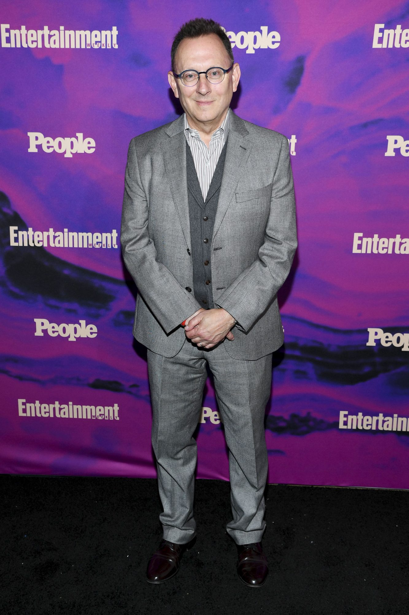 NEW YORK, NEW YORK - MAY 13: Michael Emerson of Evil attends the Entertainment Weekly & PEOPLE New York Upfronts Party on May 13, 2019 in New York City. (Photo by Dimitrios Kambouris/Getty Images for Entertainment Weekly & PEOPLE)