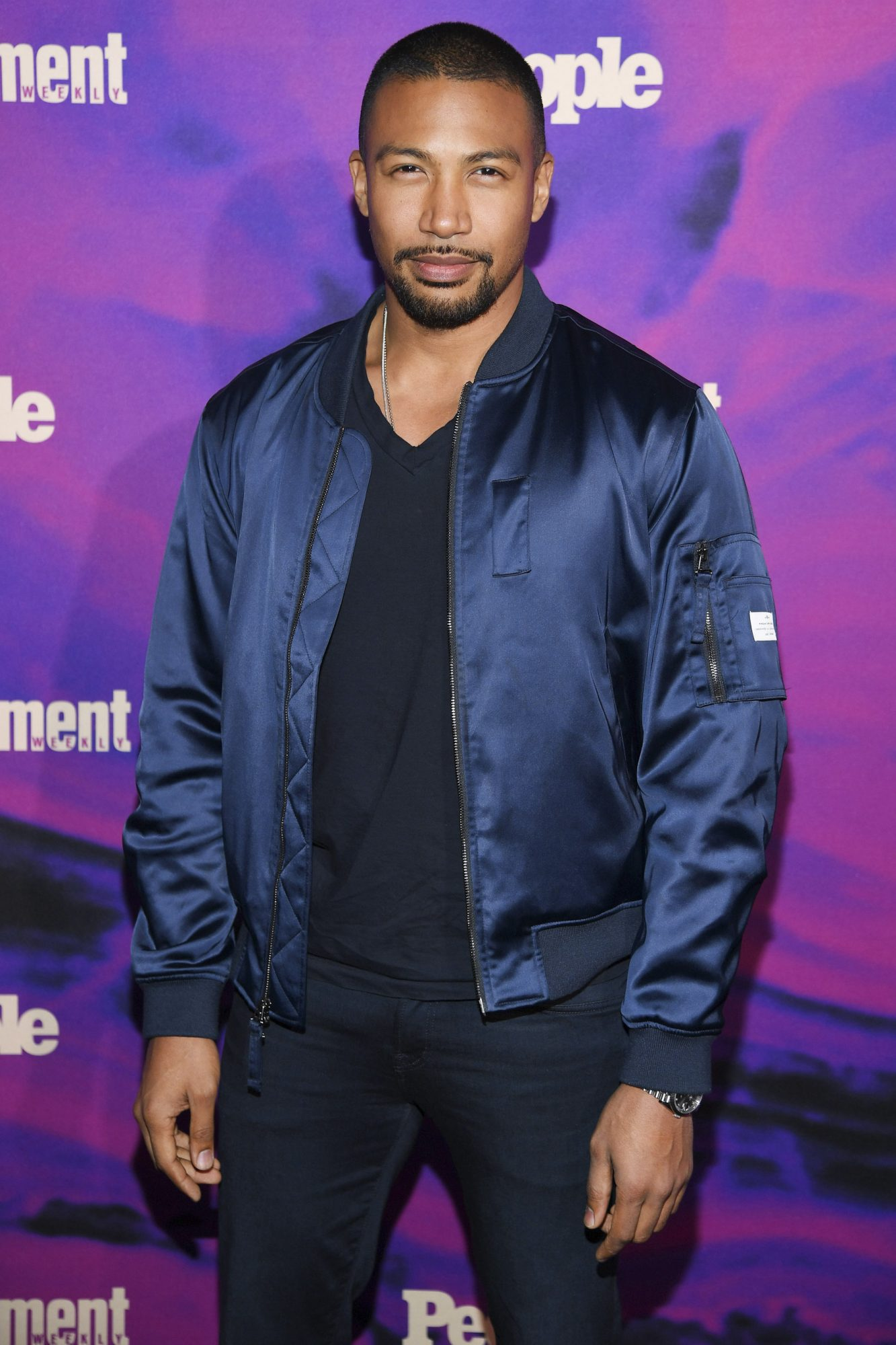 NEW YORK, NEW YORK - MAY 13: Charles Michael Davis of Younger attends the Entertainment Weekly & PEOPLE New York Upfronts Party on May 13, 2019 in New York City. (Photo by Dimitrios Kambouris/Getty Images for Entertainment Weekly & PEOPLE)