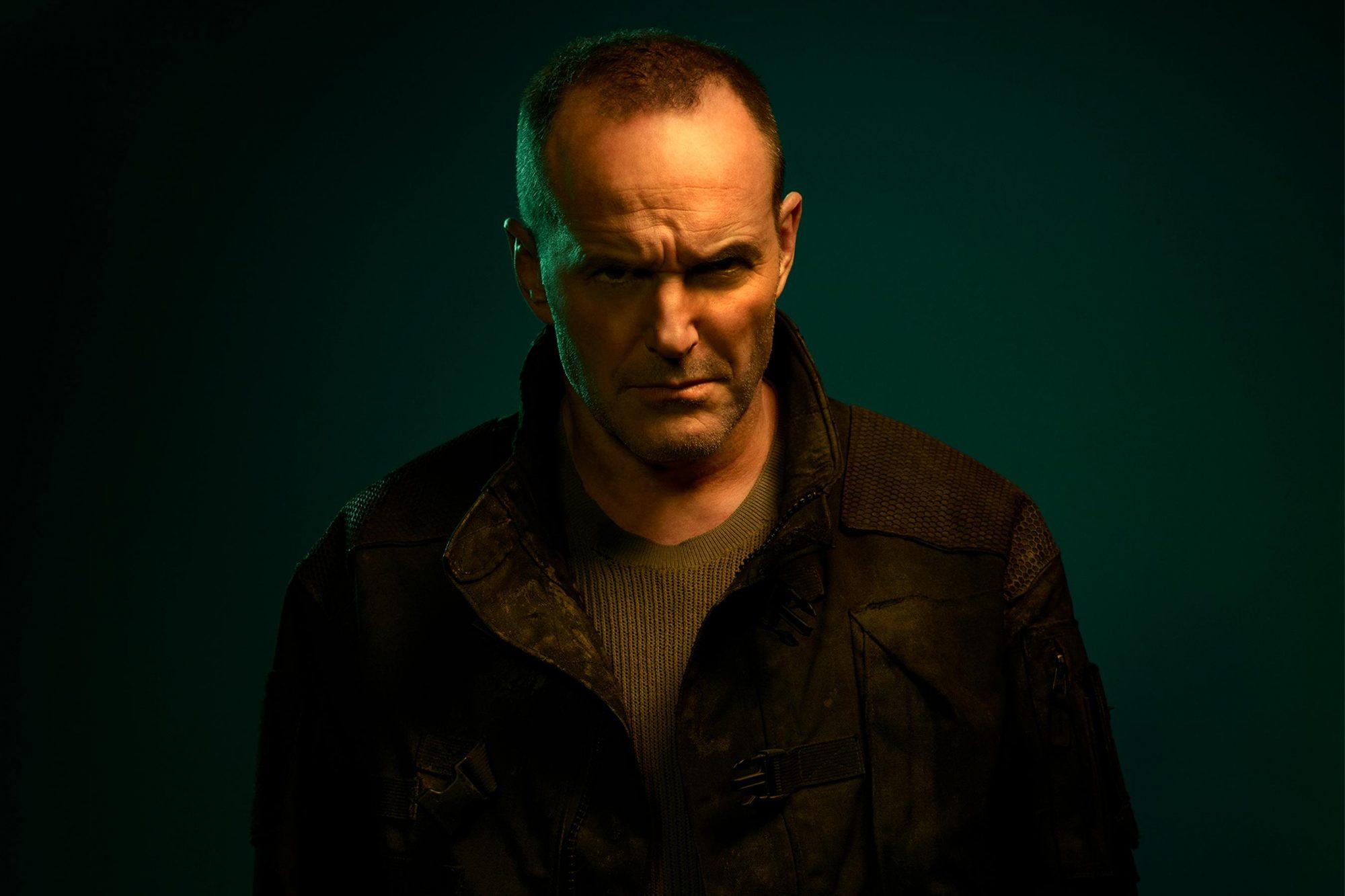 "MARVEL'S AGENTS OF S.H.I.E.L.D. - ABC's ""Marvel's Agents of S.H.I.E.L.D."" stars Clark Gregg as Sarge. (ABC/Matthias Clamer)"