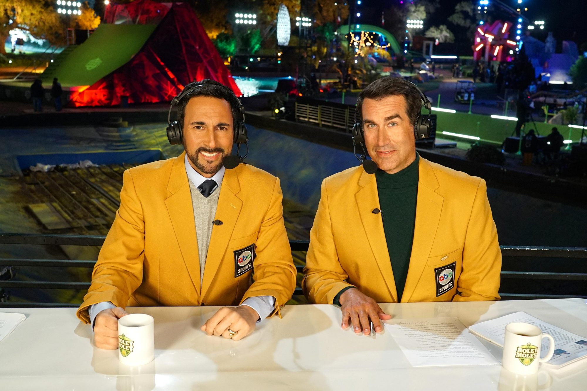 JOE TESSITORE, ROB RIGGLE