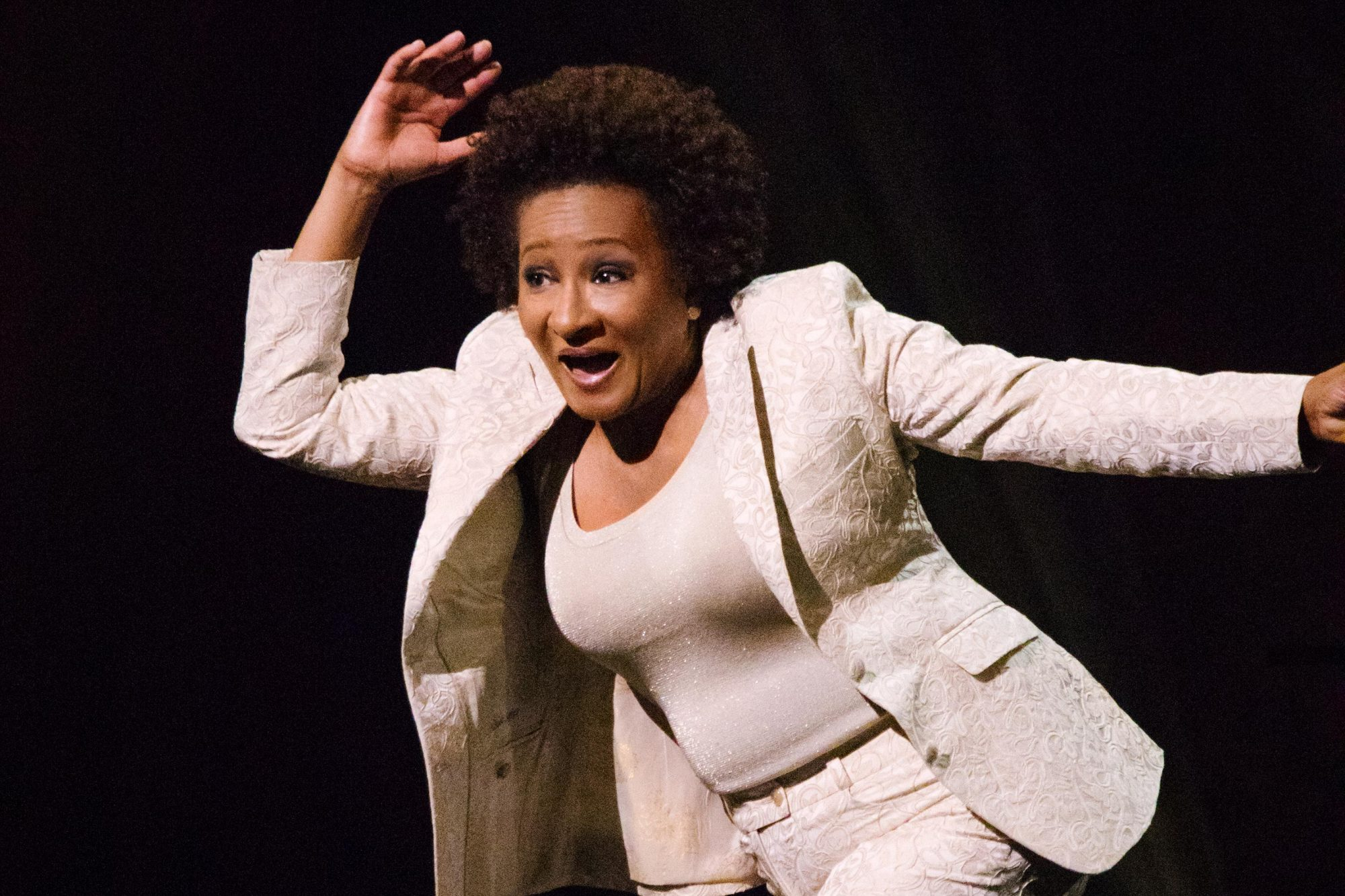 WANDA SYKES STAND-UP SPECIAL