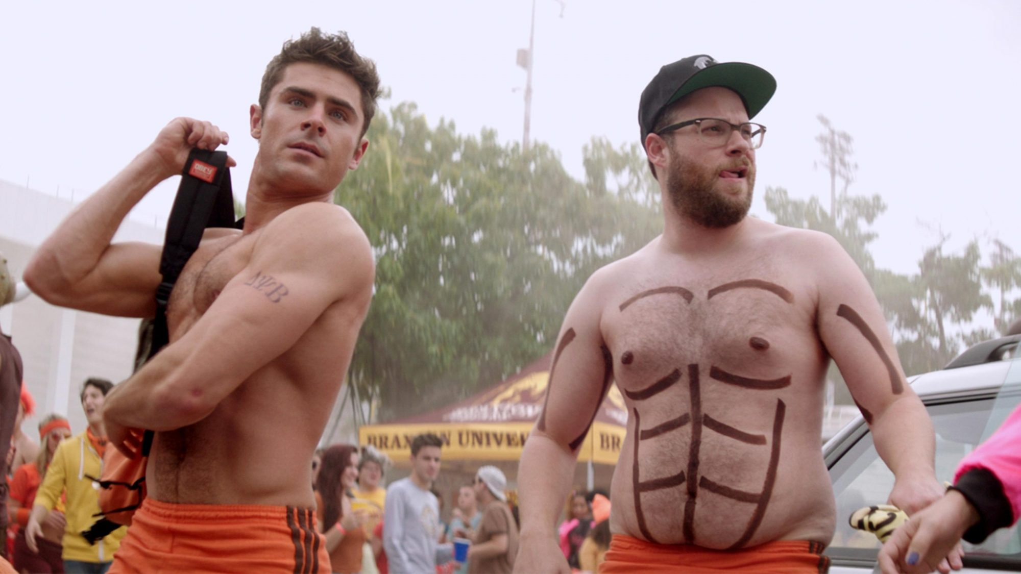 Neighbors 2: Sorority Rising (2016)Zac Efron, Seth Rogen
