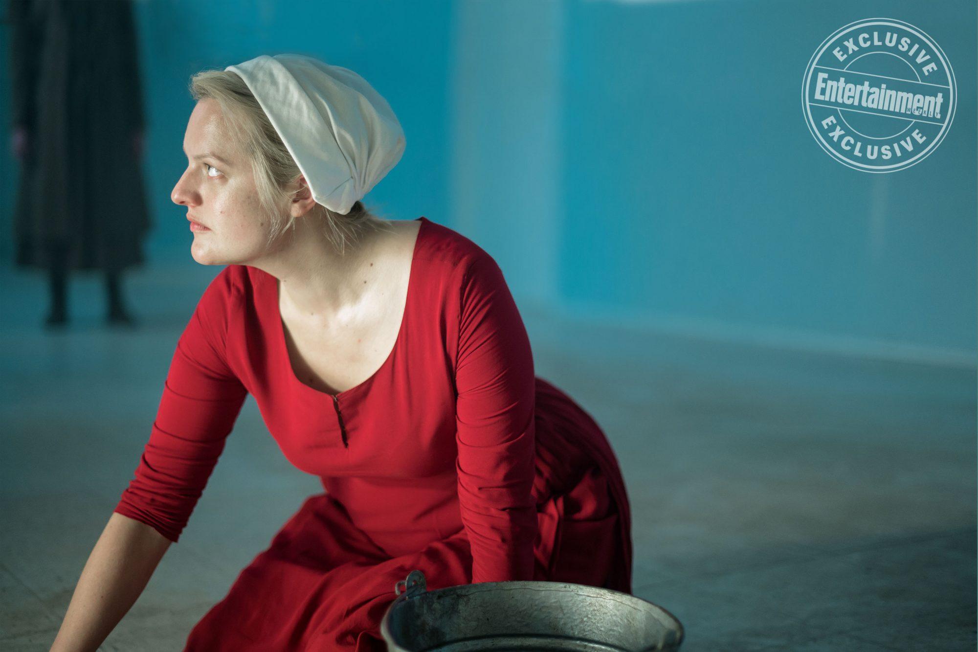 Elisabeth Moss, Handmaid's Tale