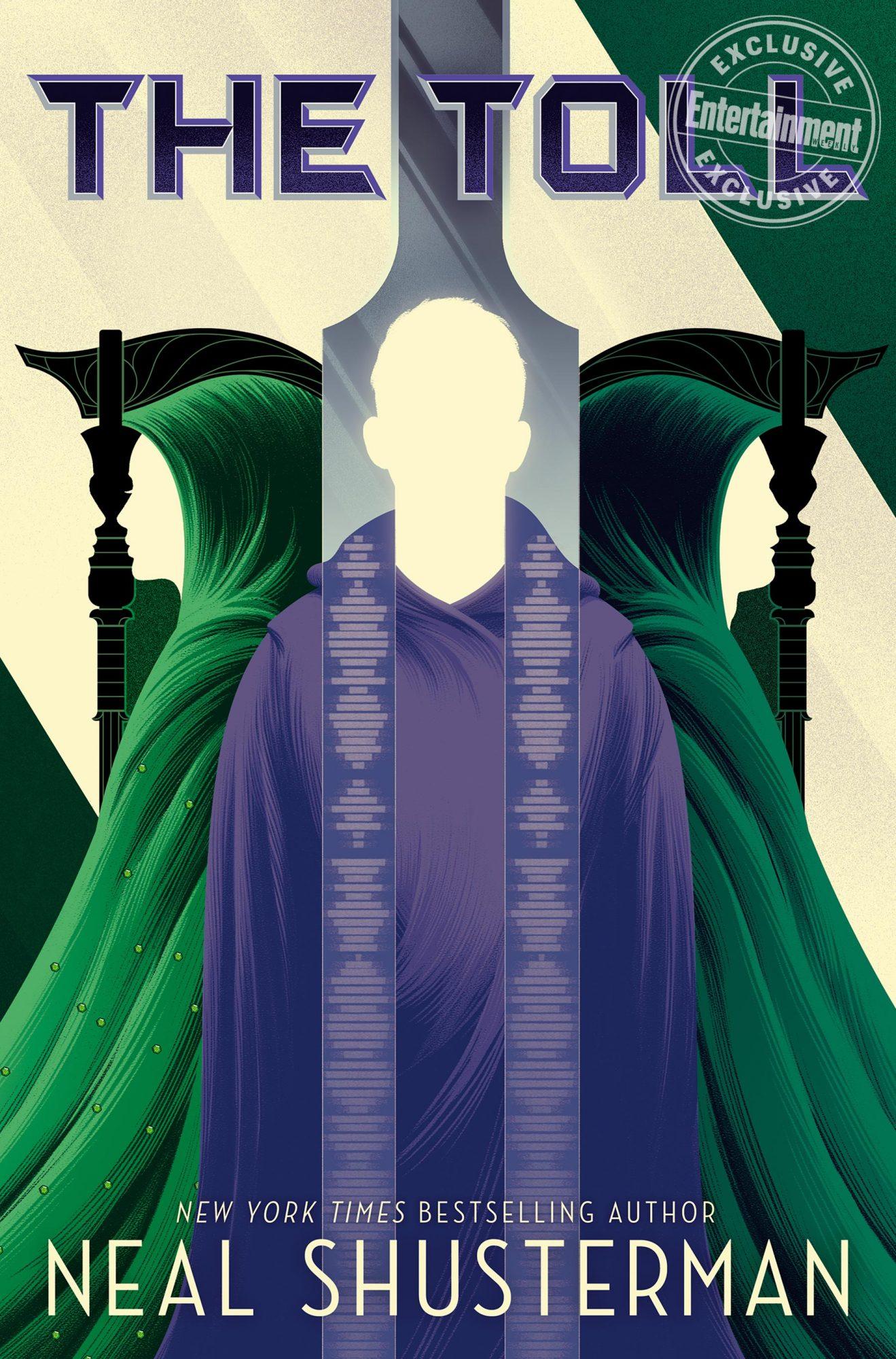 The Toll by Neal Shusterman CR: Simon & Schuster Children's Publishing